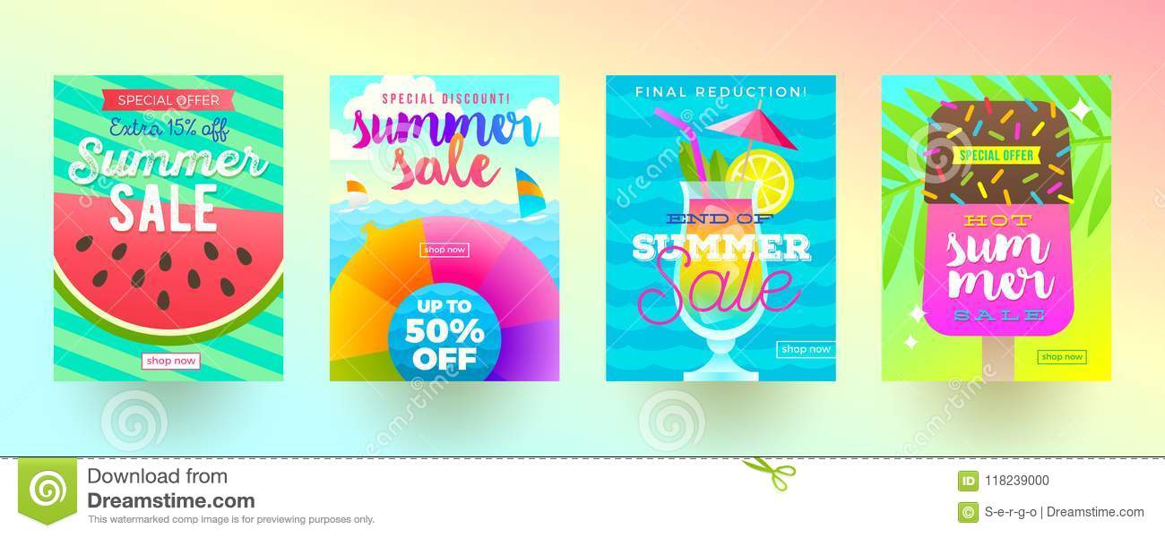 Travel Promotion Banners Decorator Banners
