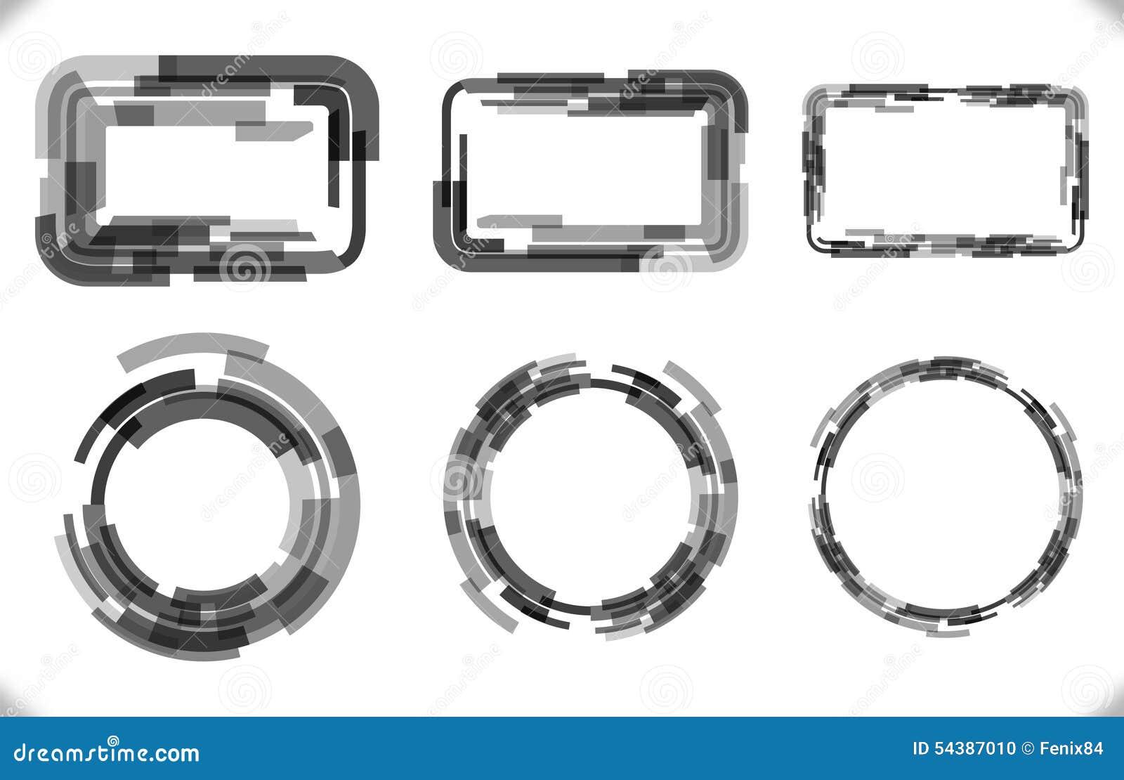 set of techno