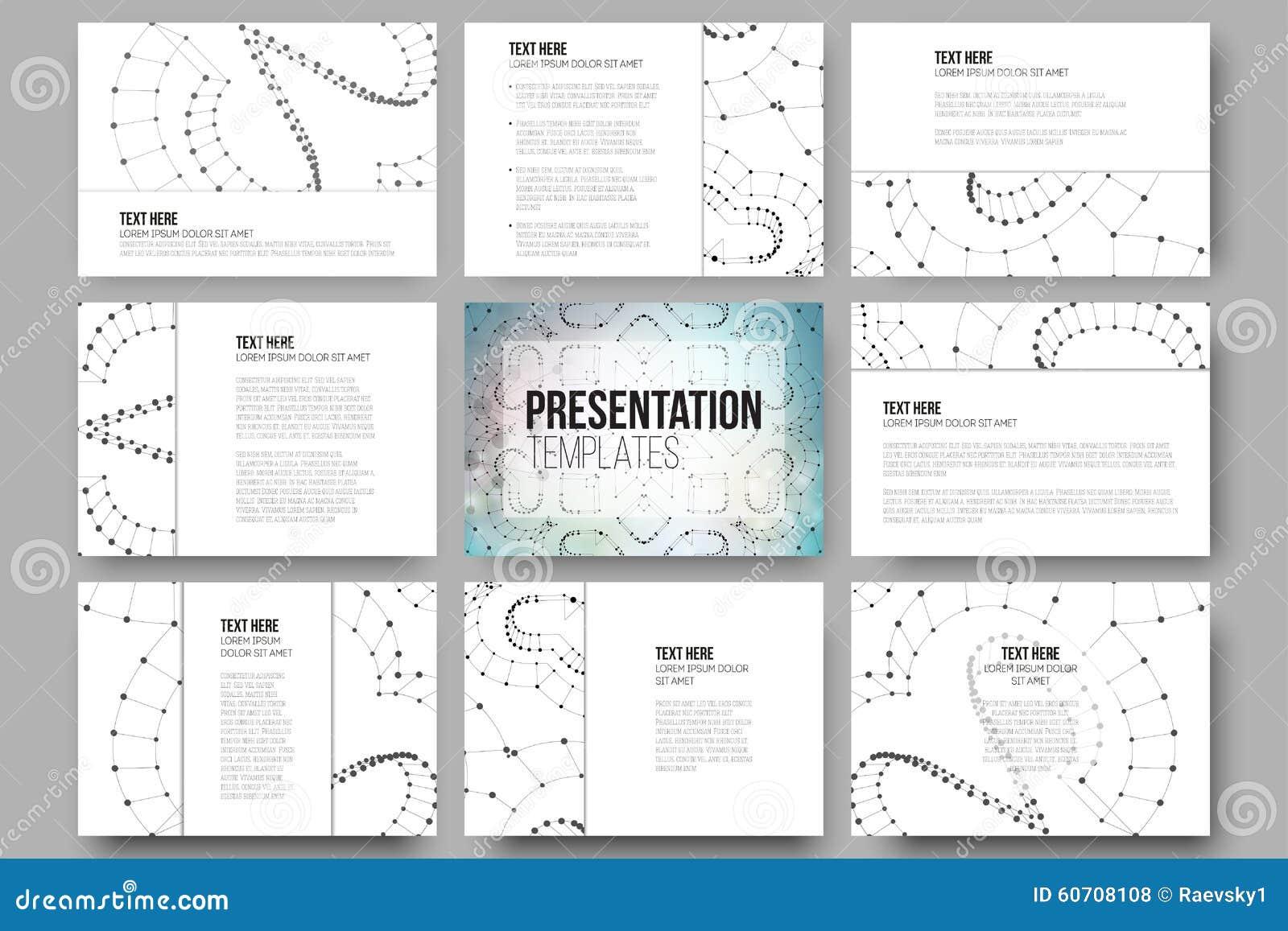 scientific presentation templates