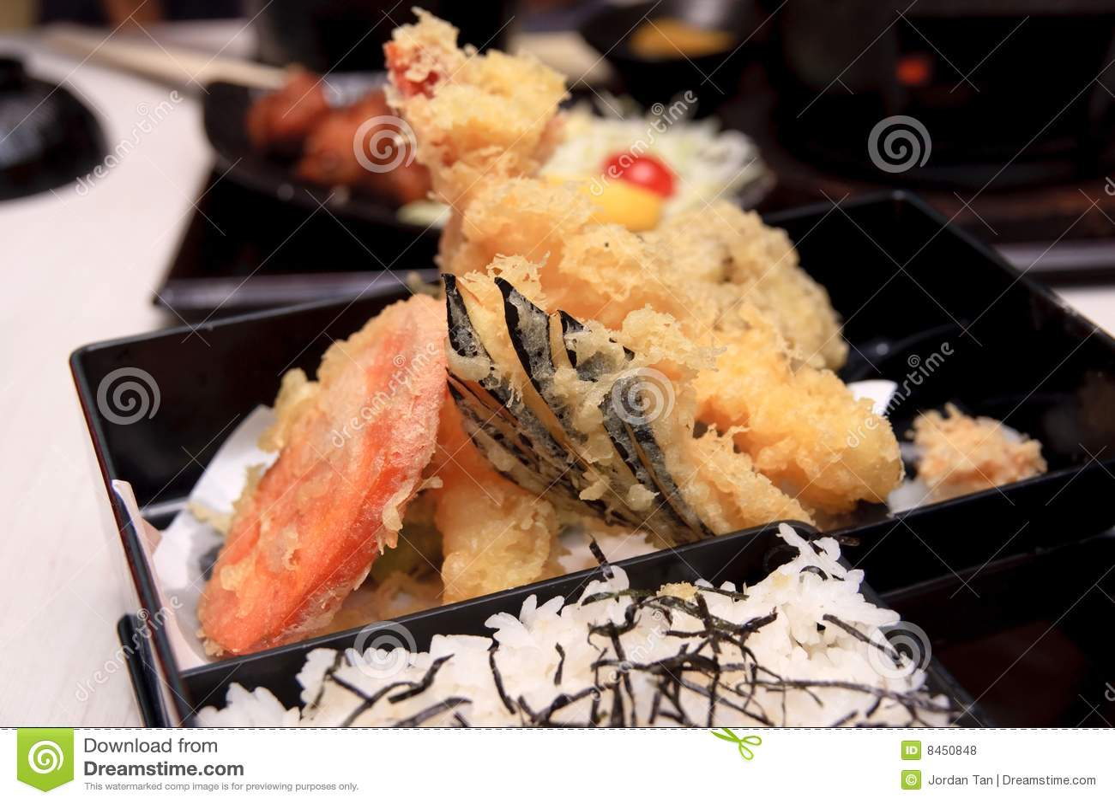 Set tempura för mål