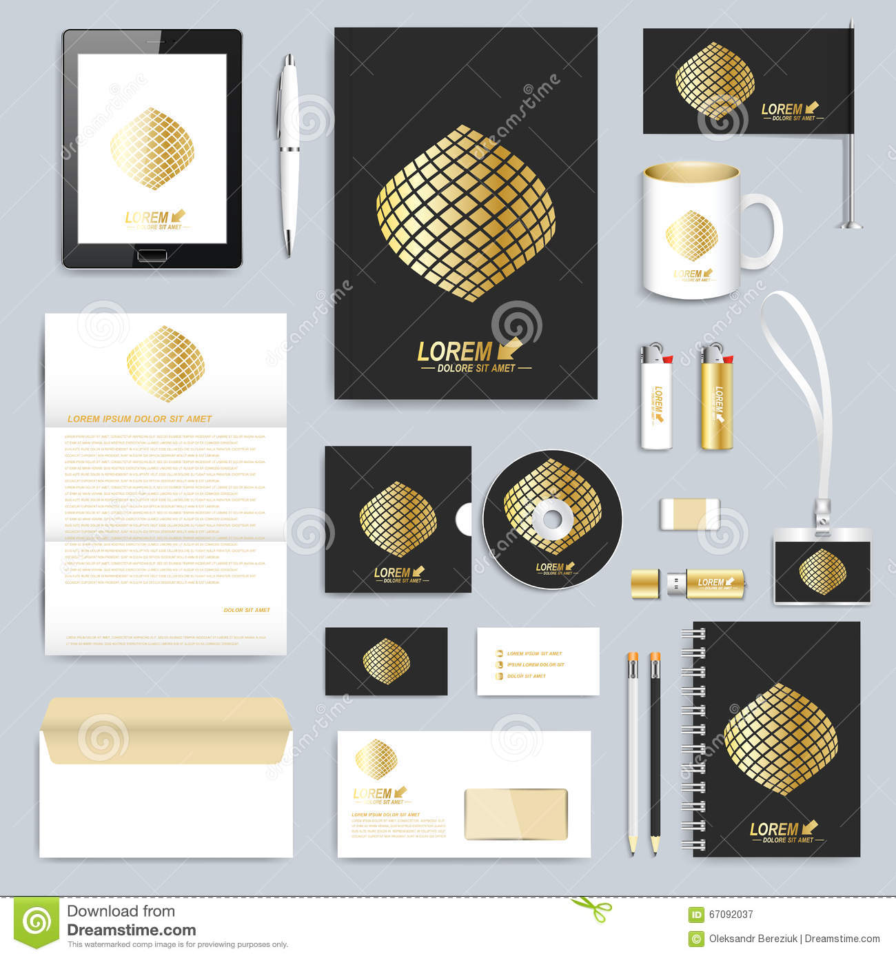 free business stationery templates