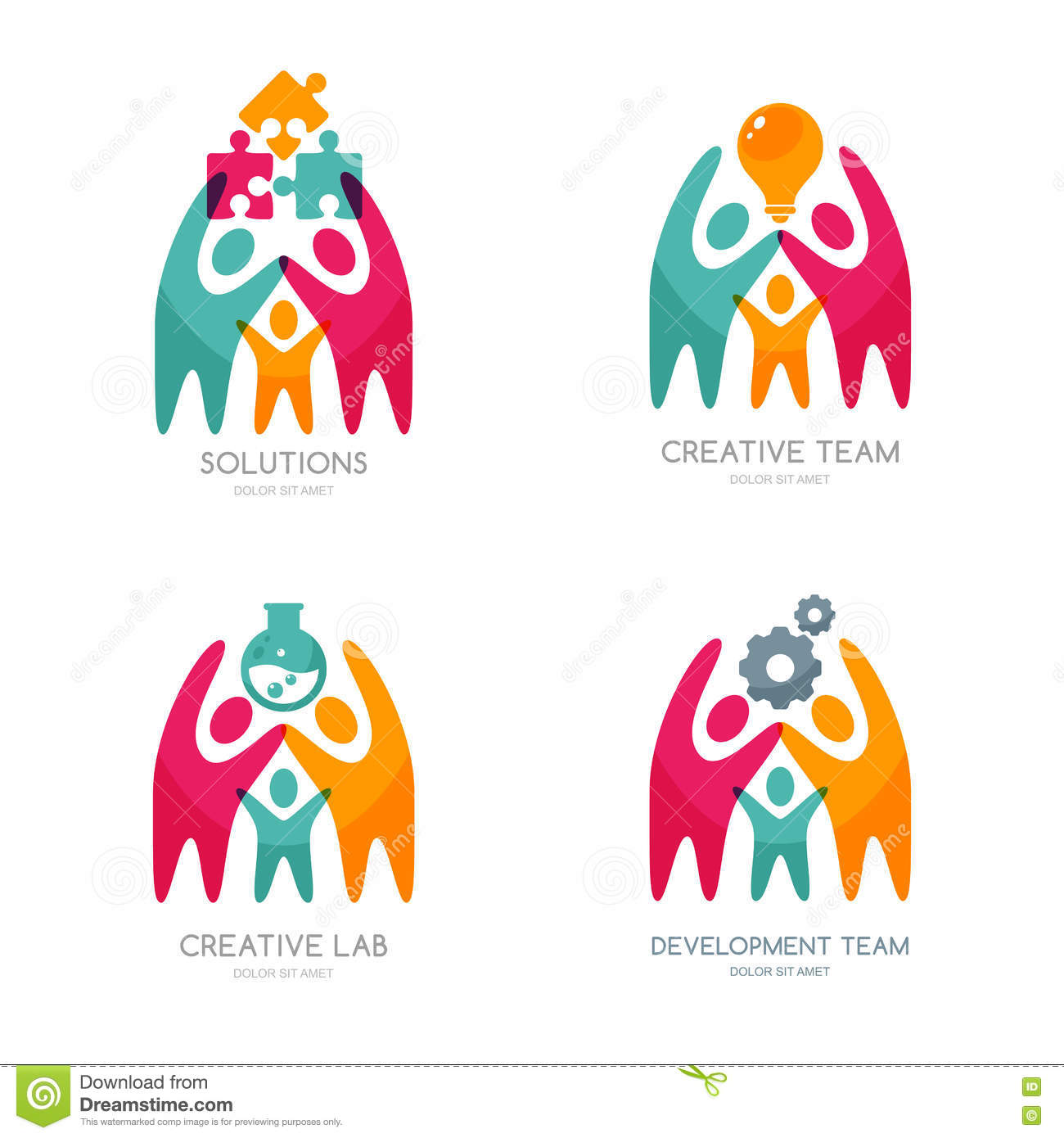 Human Vector Icons 5 Royalty-Free Stock Image ...