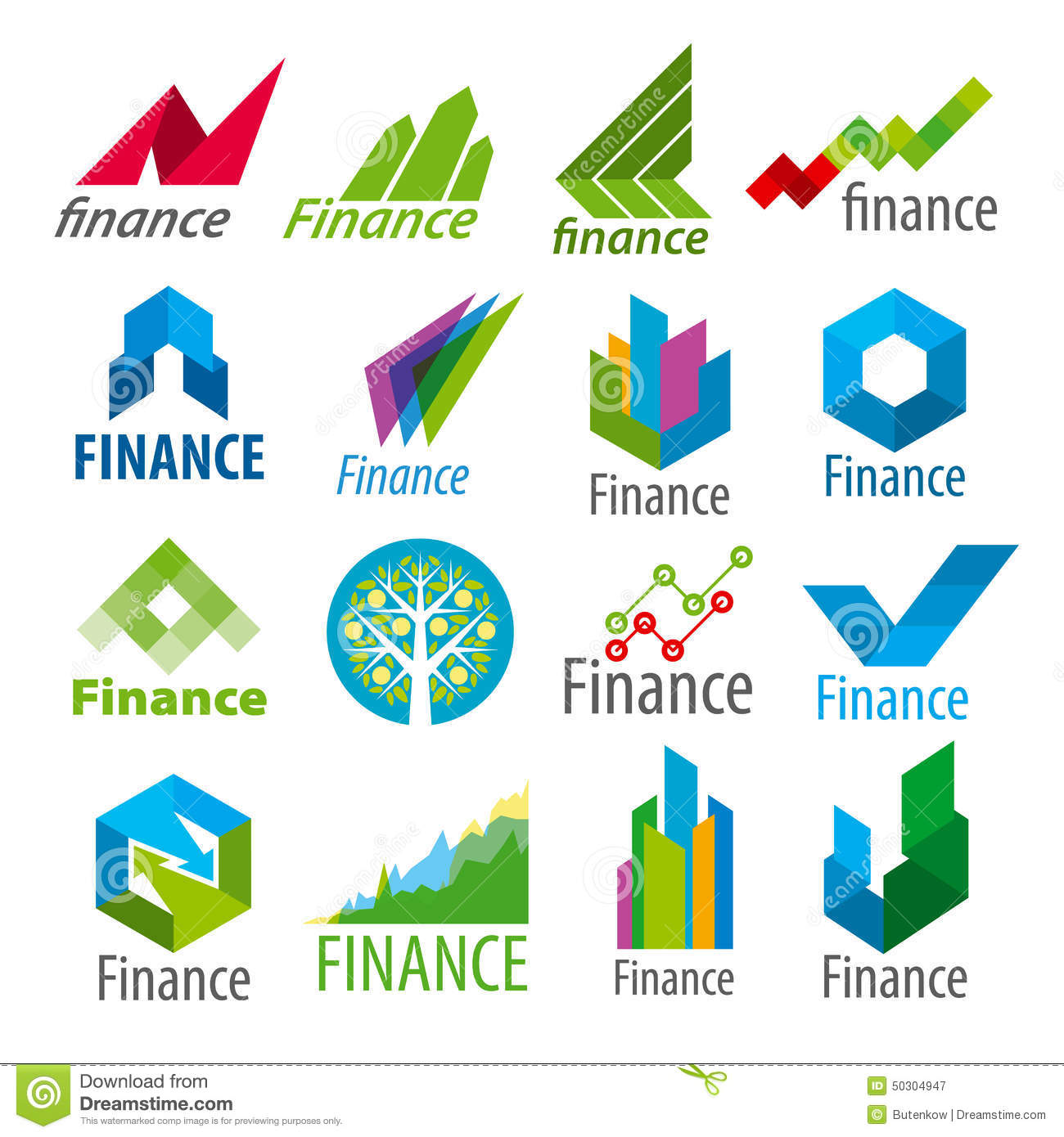 set-vector-logos-finance-big-50304947.jpg