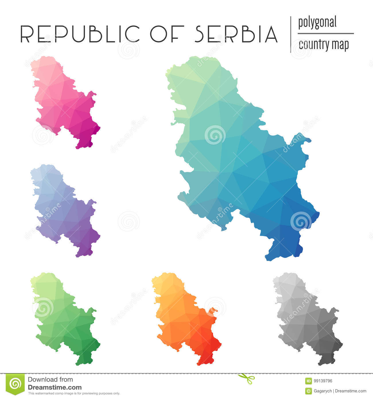 Set Of Vector Polygonal Serbia Maps. Stock Vector ... Serbia Country Map on dominica country map, british virgin islands country map, greenland country map, uzbekistan country map, montenegro country map, czech country map, republic of georgia country map, hungarian country map, serbian flag map, gabon country map, vatican country map, burkina faso country map, togo country map, kyrgyzstan country map, world map, u.s. country map, georgia country on a map, turkestan country map, curaçao country map, gambia country map,