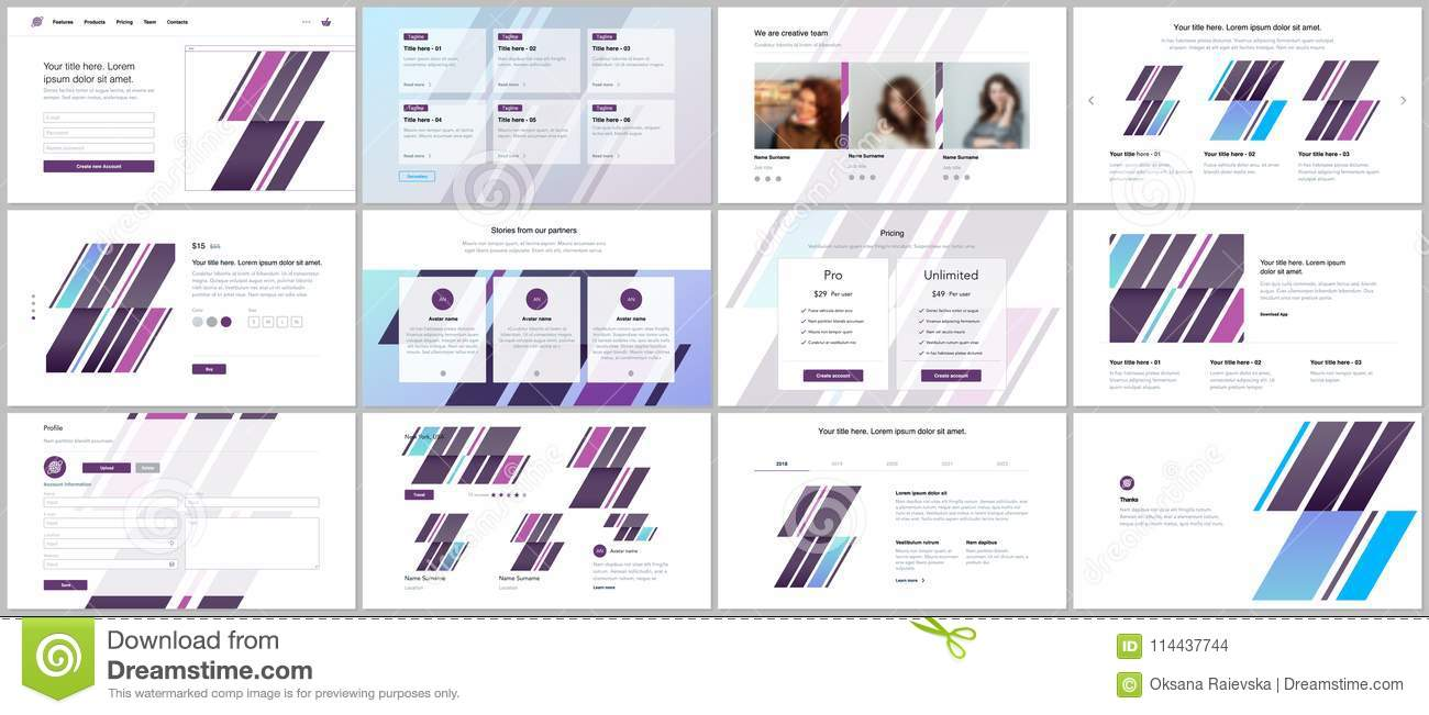 Design website templates,apps and gui by toobazaheer.