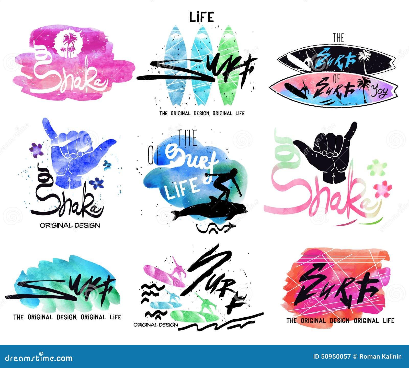 Best 25 Surf logo ideas on Pinterest  Circle logos