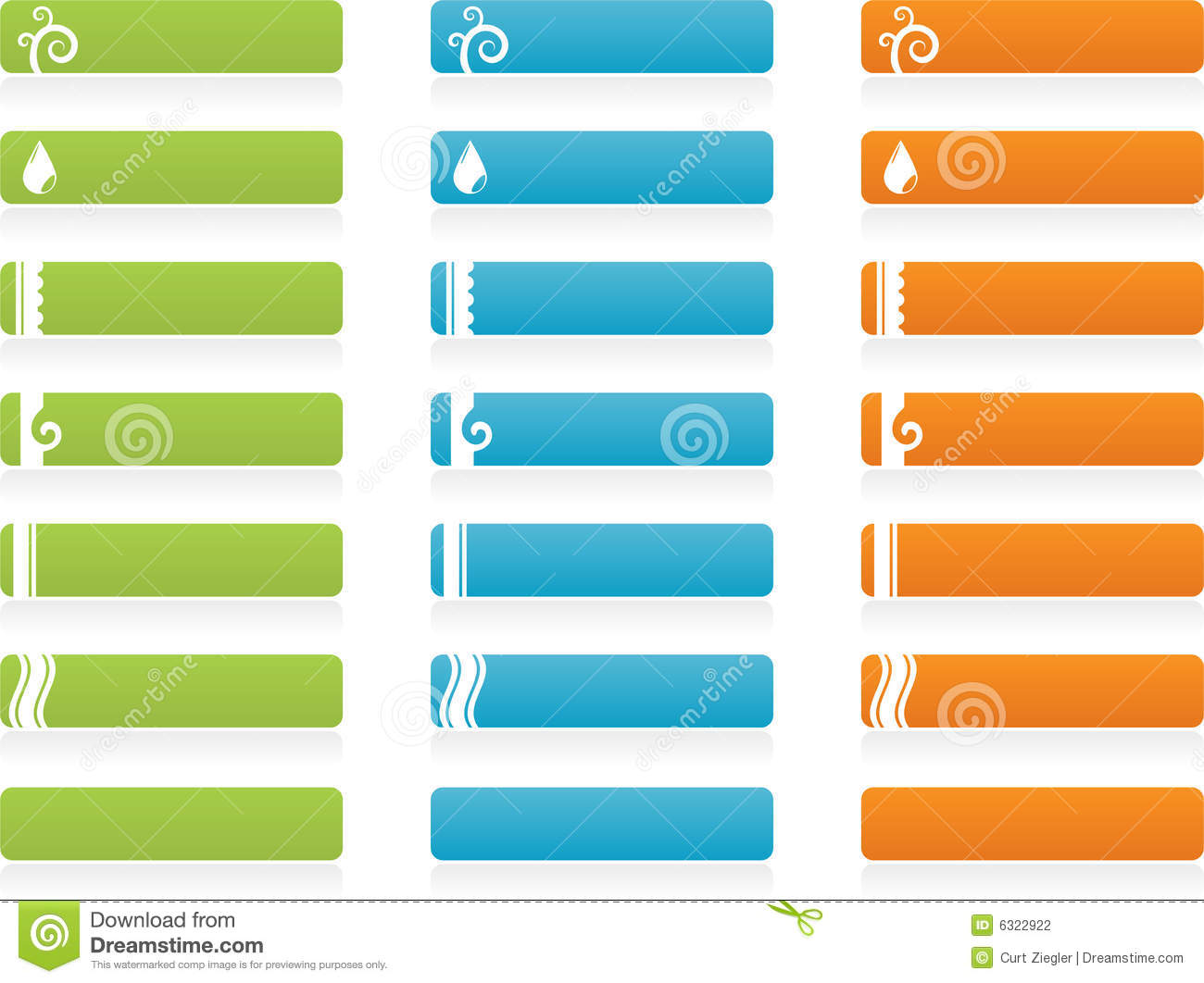 Set Of Web Page Icons Stock Vector. Illustration Of Icon