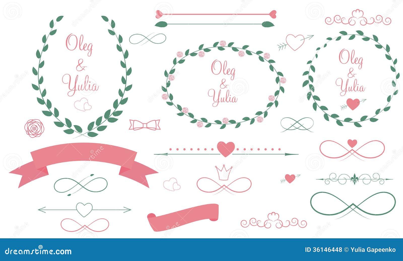 free vector clipart wedding - photo #16
