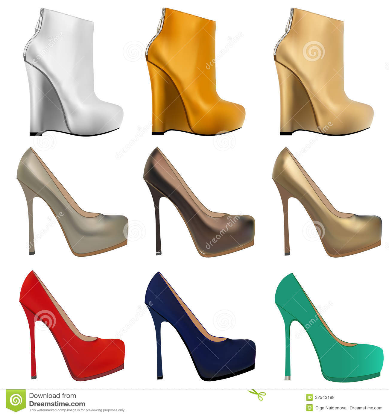 Shoes With Heels For Women