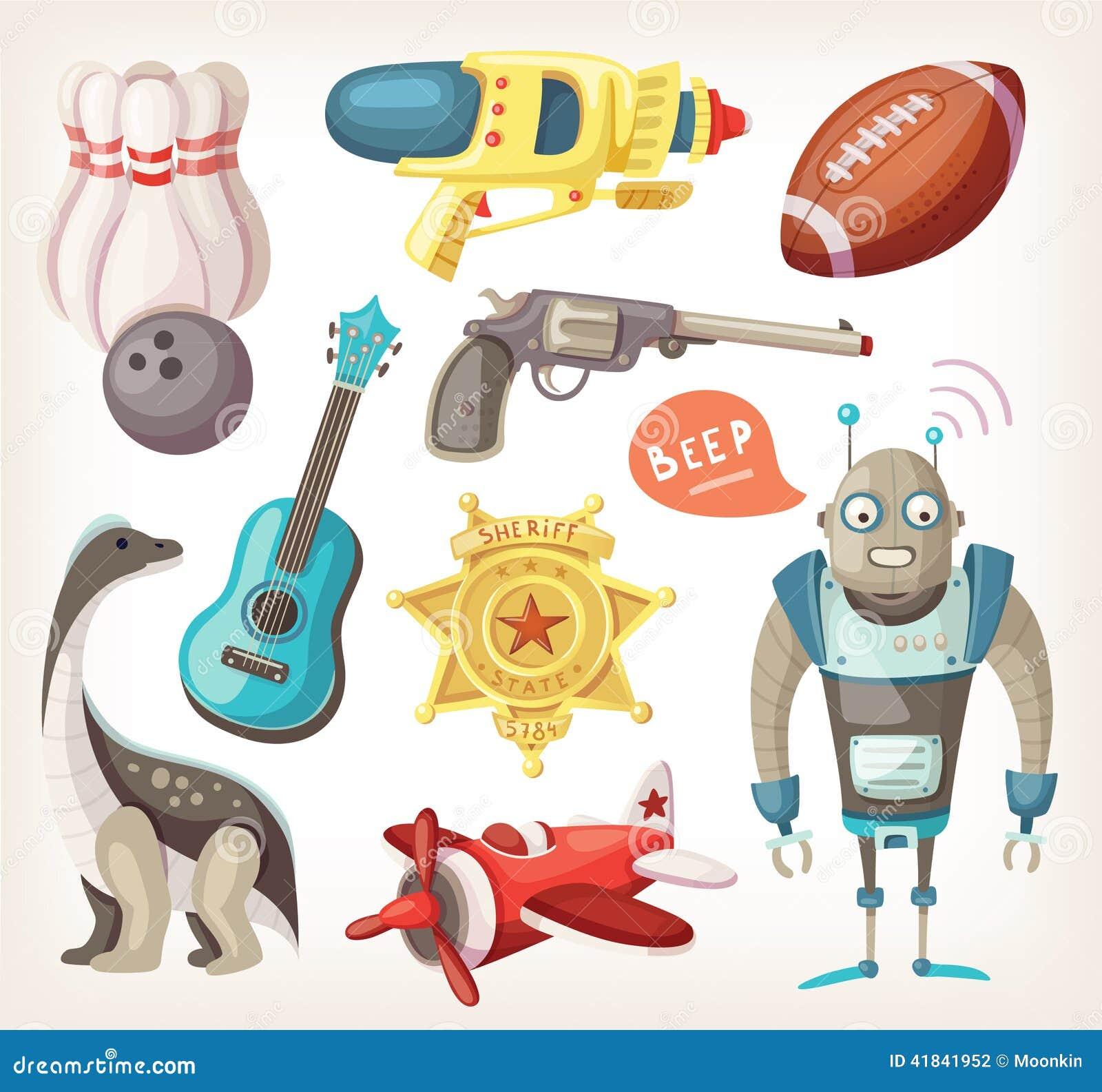 Set zabawki dla dzieci