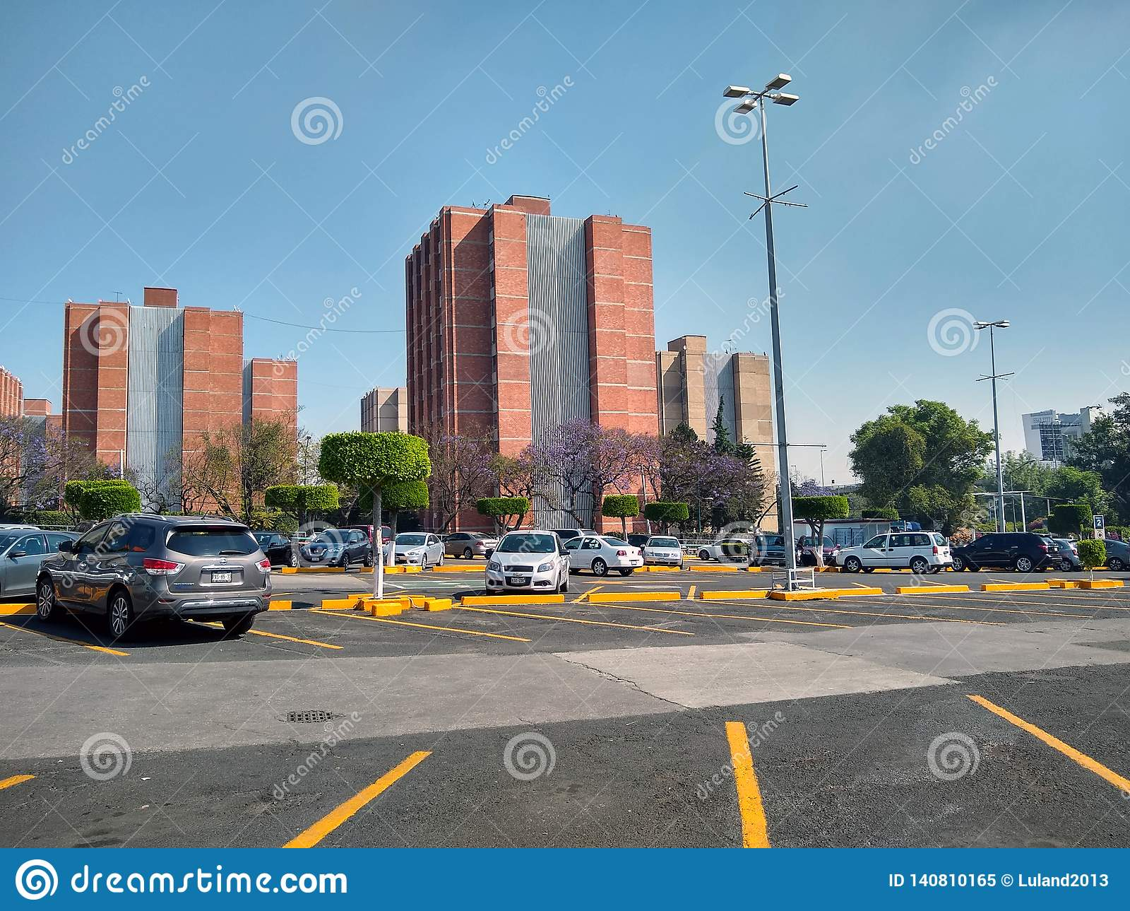 Set zespoły mieszkaniowi w Meksyk