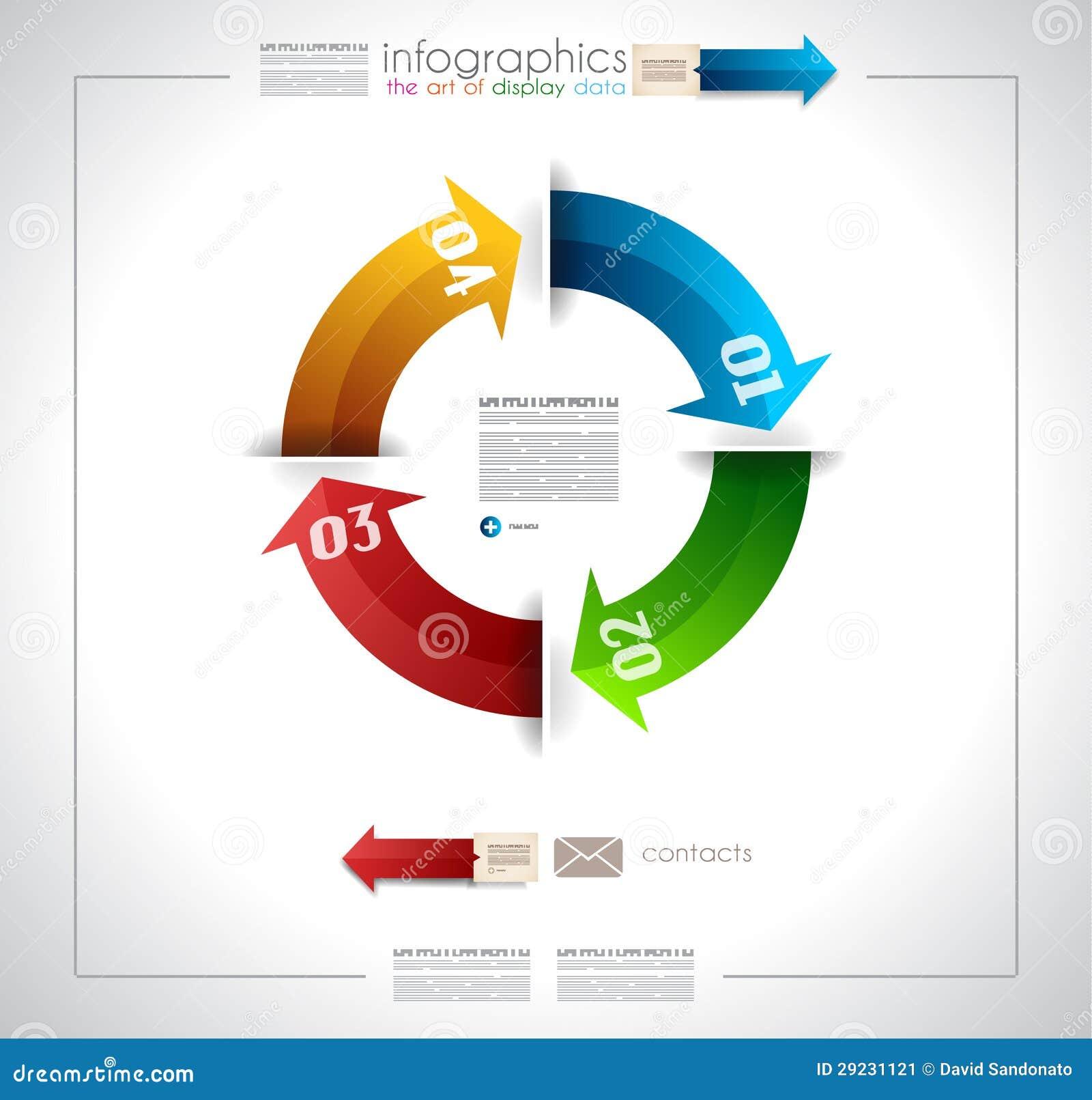 Download Seta Que Classifica O Molde De Infographics Ilustração do Vetor - Ilustração de economia, etiqueta: 29231121