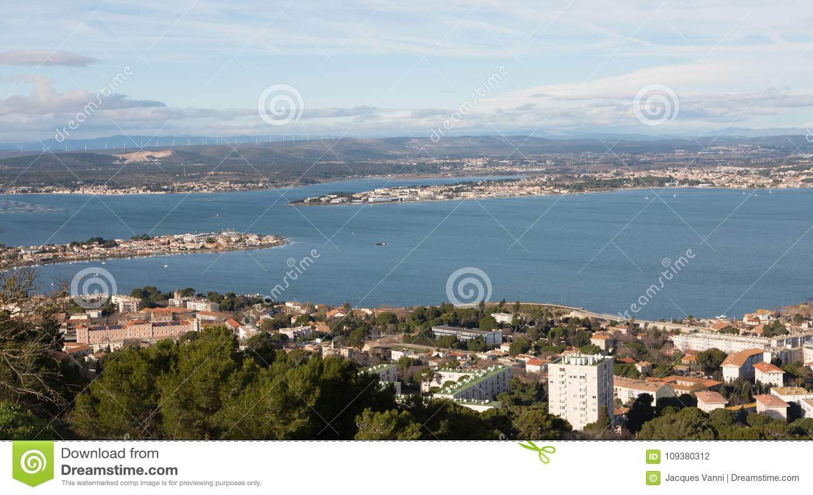 Sete - Herault - Франция