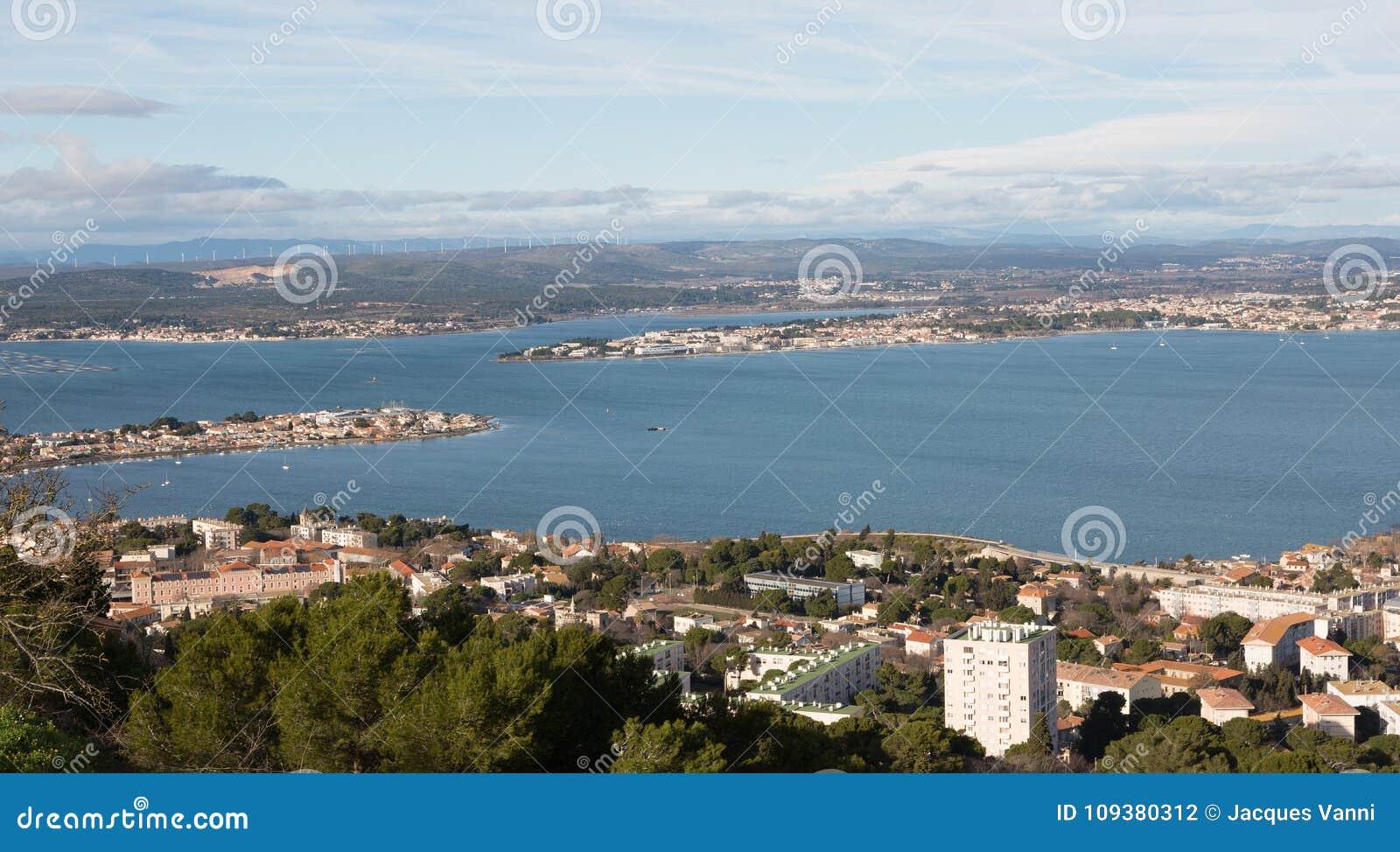 Sete - Herault - Frankrike