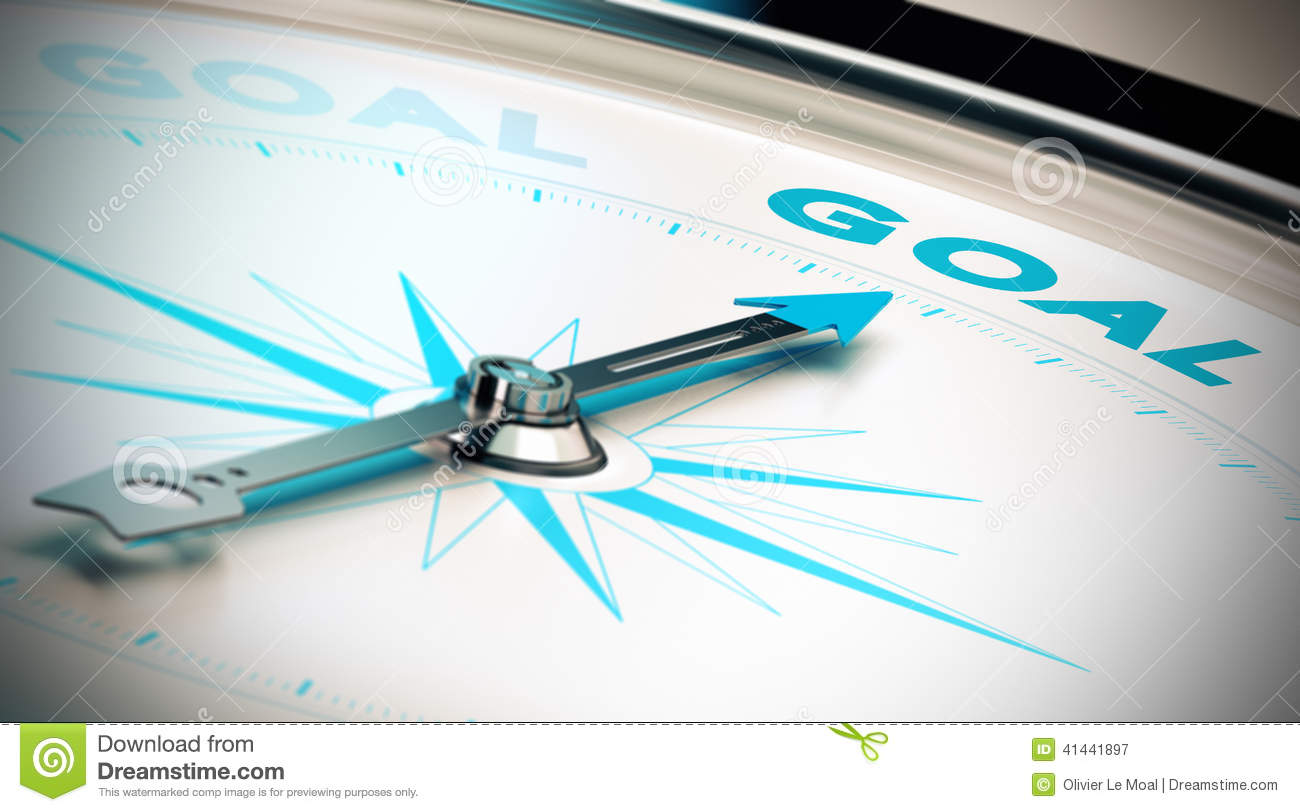 setting goals and achieve them stock illustration image 41441897 setting goals and achieve them