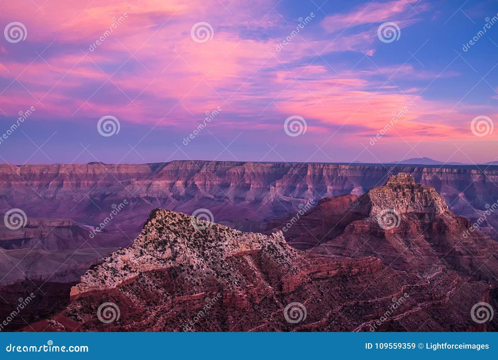Canyon Colors, North Rim, Grand Canyon National Park
