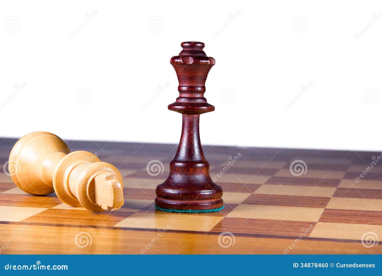 Schachmatt Setzen