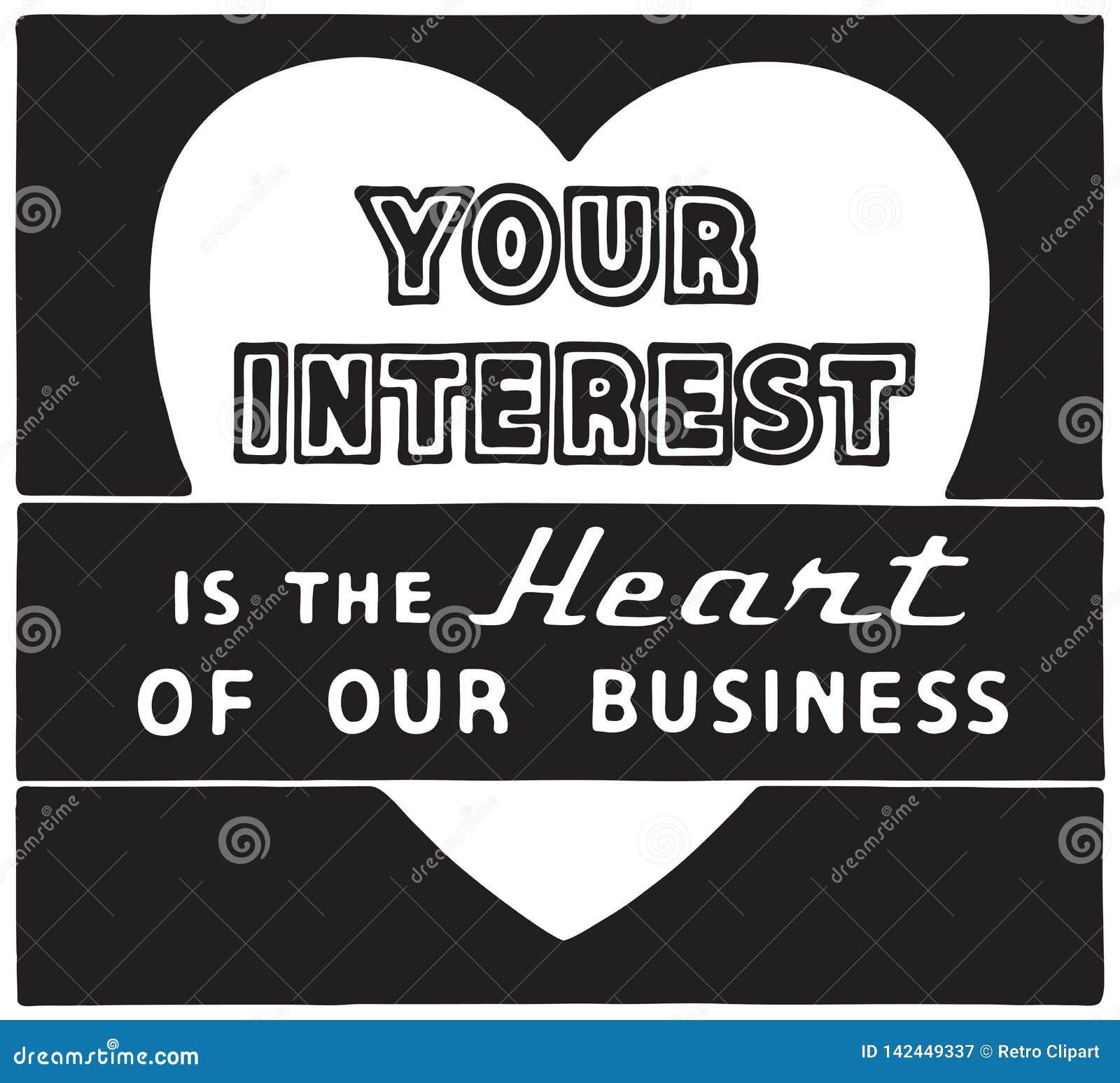 Seu interesse