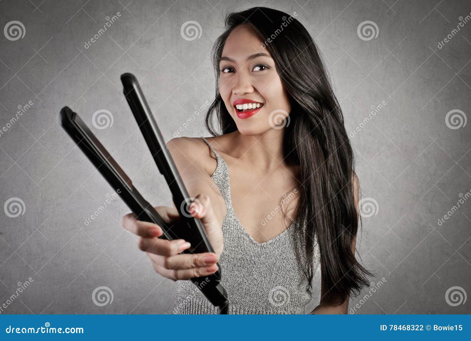 Seu straitener favorito do cabelo