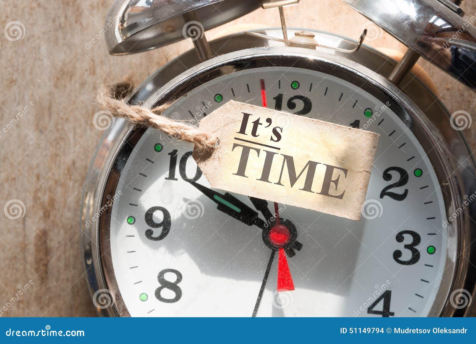 Seu tempo