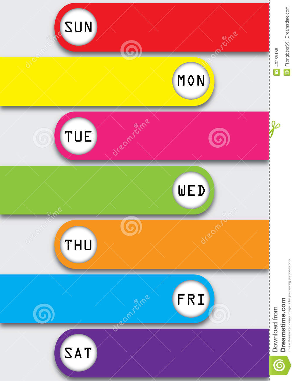 Schedule for the student vector by Ola-Ola - Image #933708 ...