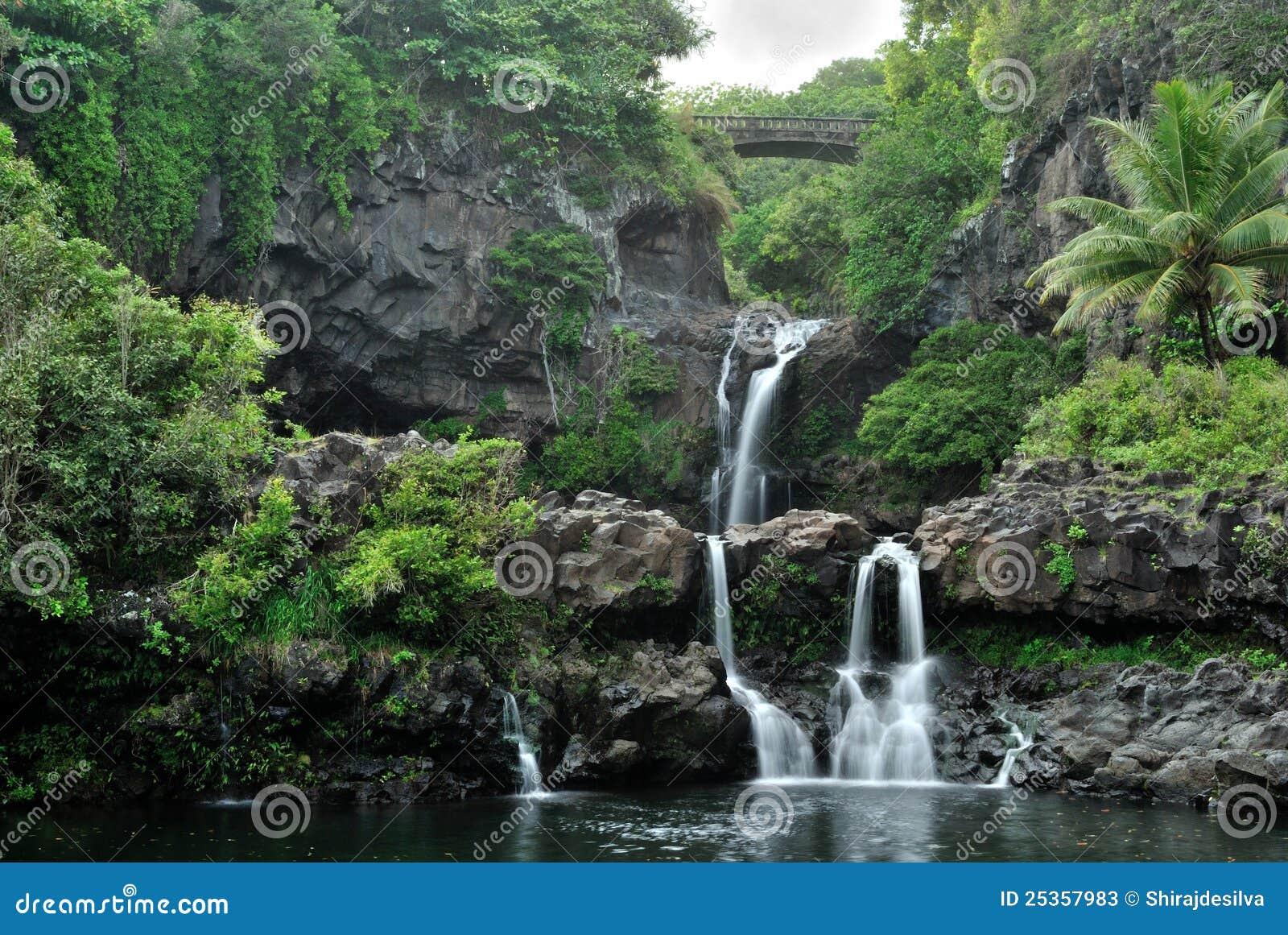 Seven Sacred Pools of Ohio, Maui, Hawaii