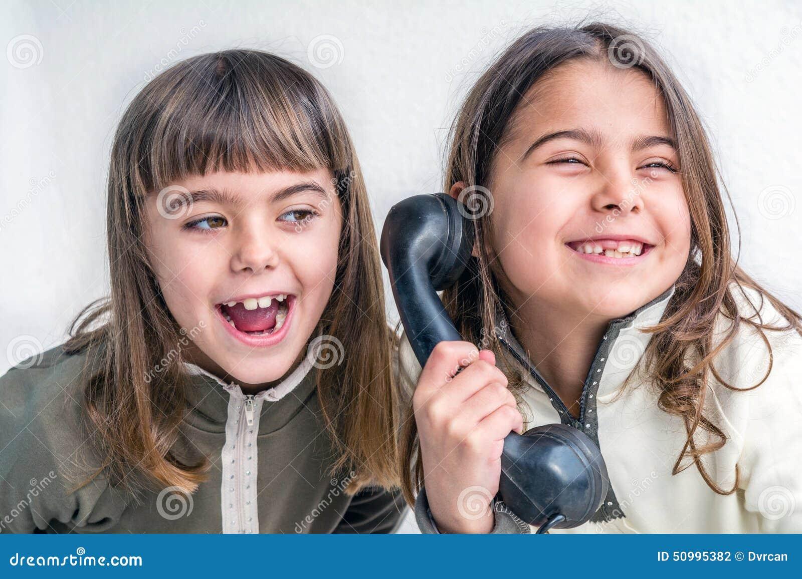 Lesbian While The Phone