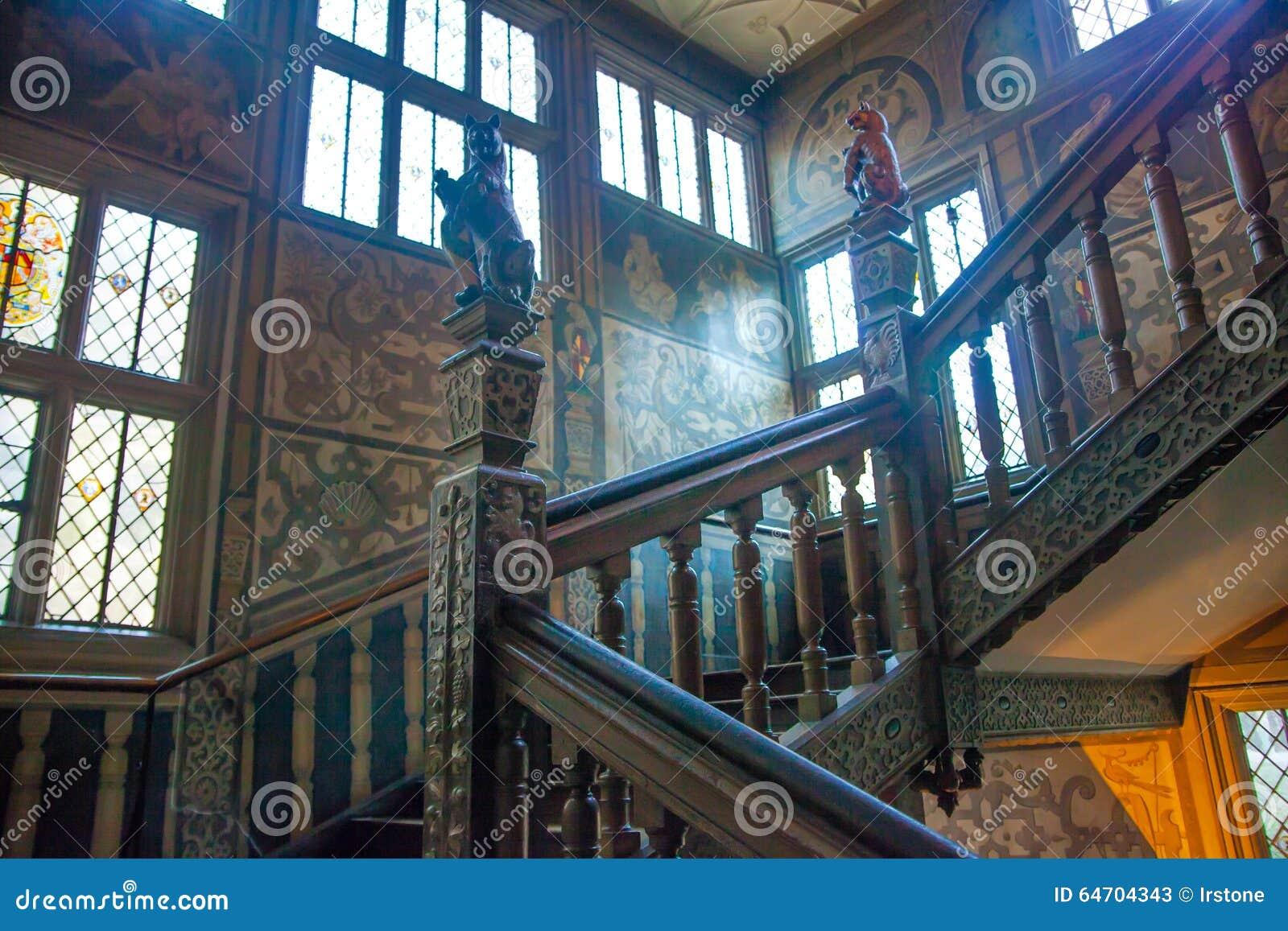 Sevenoaks old english mansion 15th century classic for Interieur english