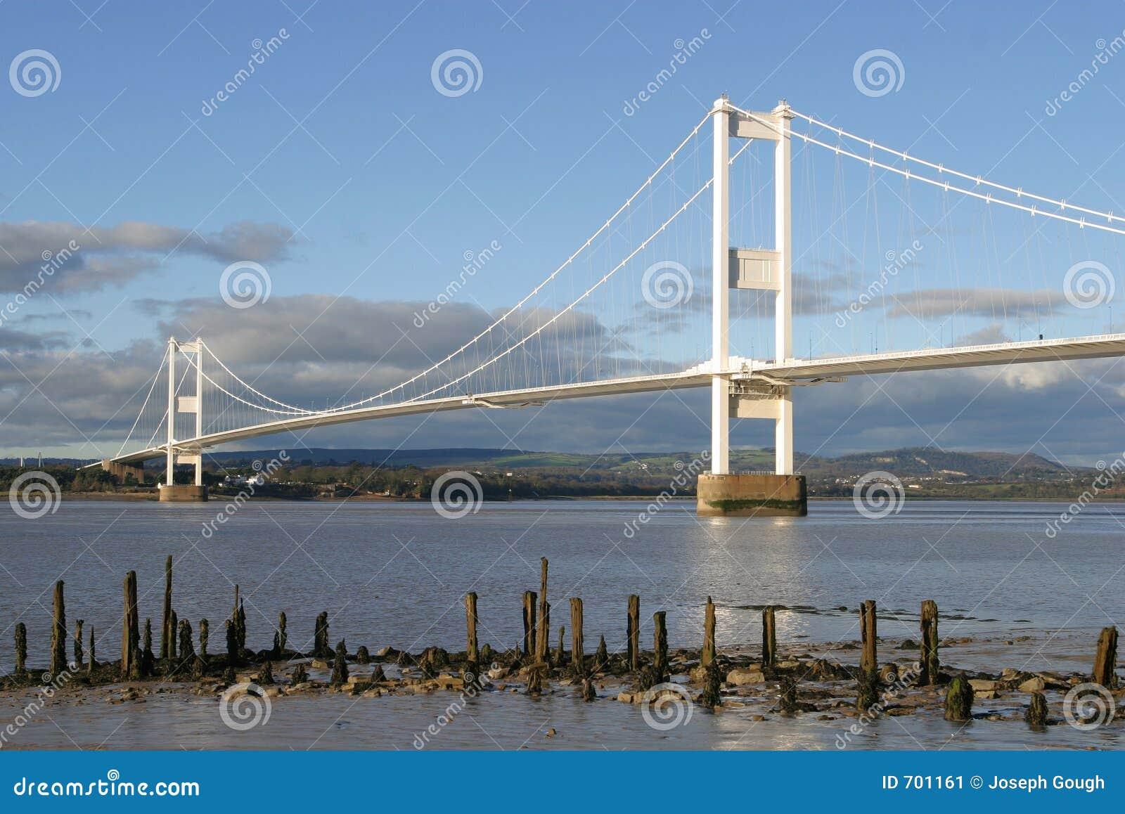 Severn的桥梁