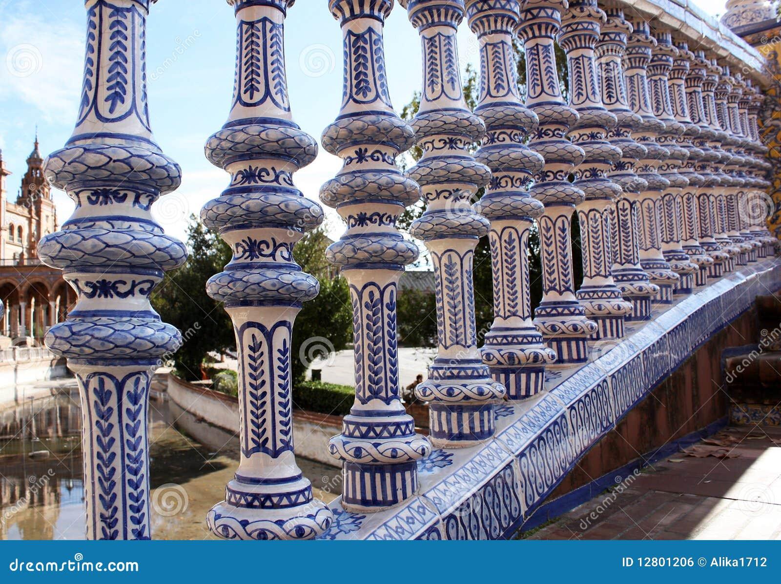 Sevilha, Plaza de Espana