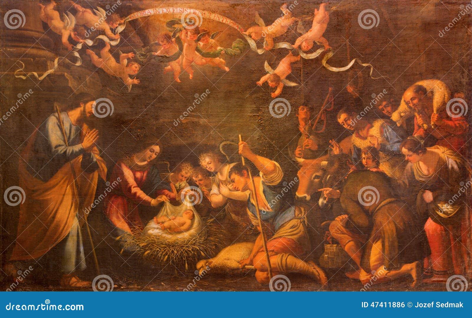 Sevilla la adoraci n de la pintura de los pastores en la for Todo pintura sevilla