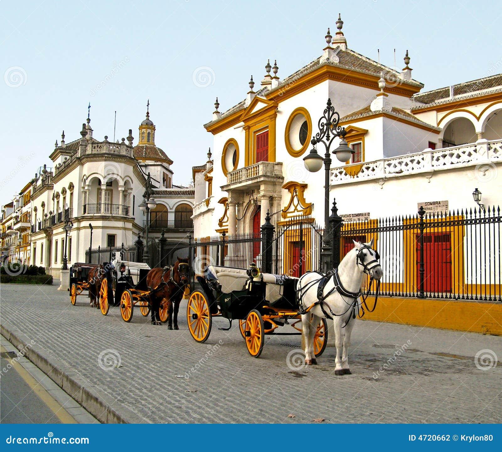 Sevilla, Plaza de Toros