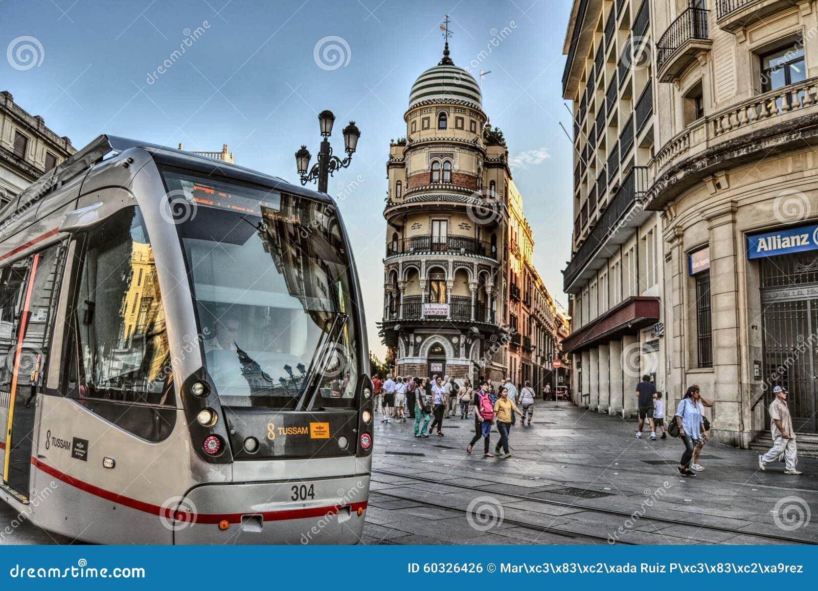 Sevilla-Tram