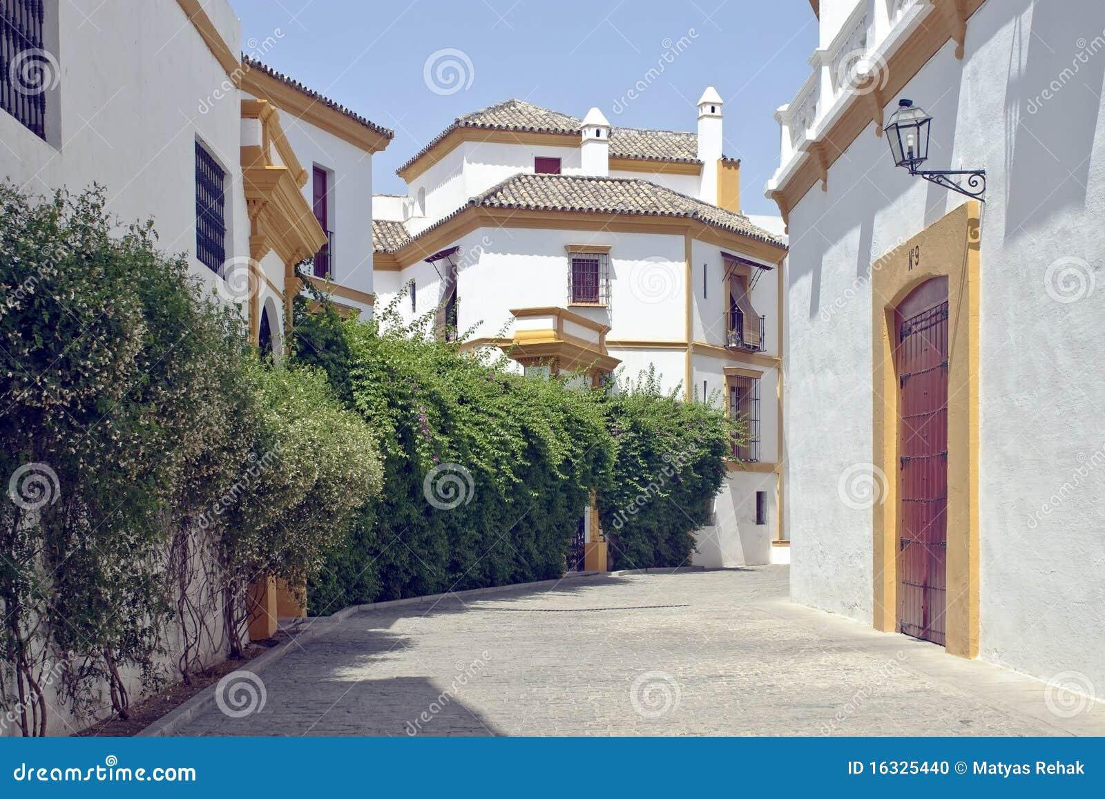 Sevilla ulica