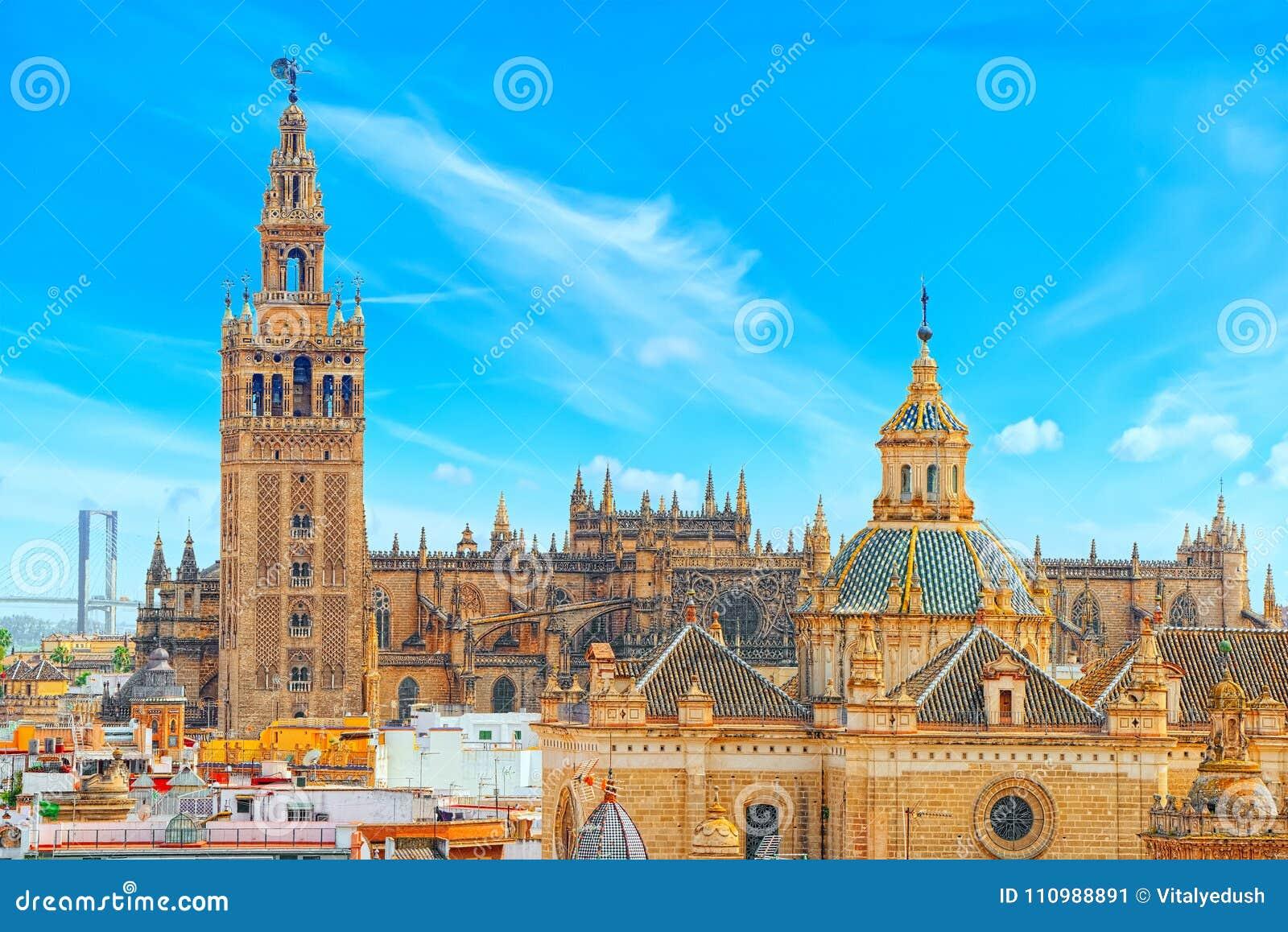 Seville Catedral De Santa Maria de Katedralny los angeles Sede de Sevilla