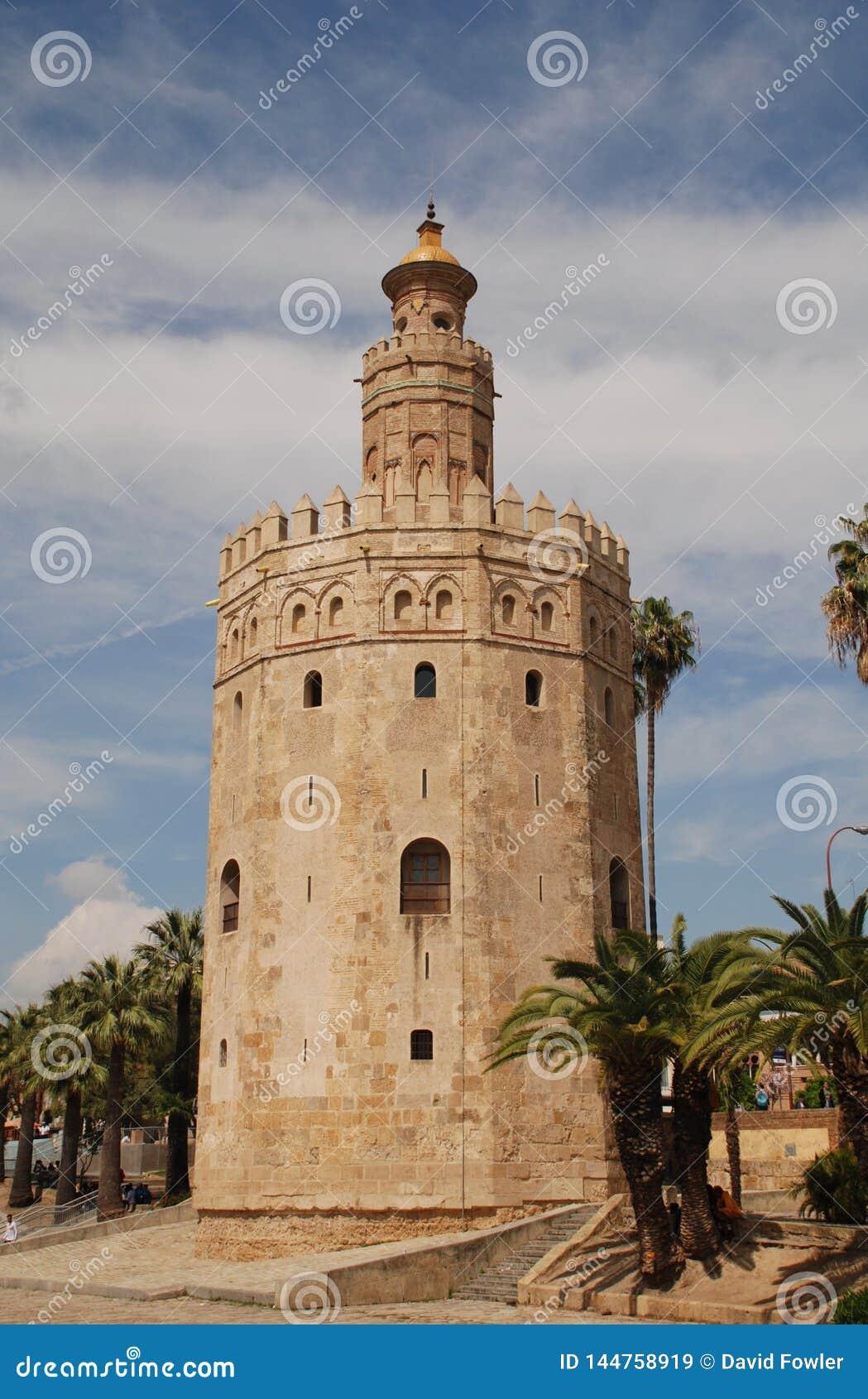 Sewilla torre del Oro