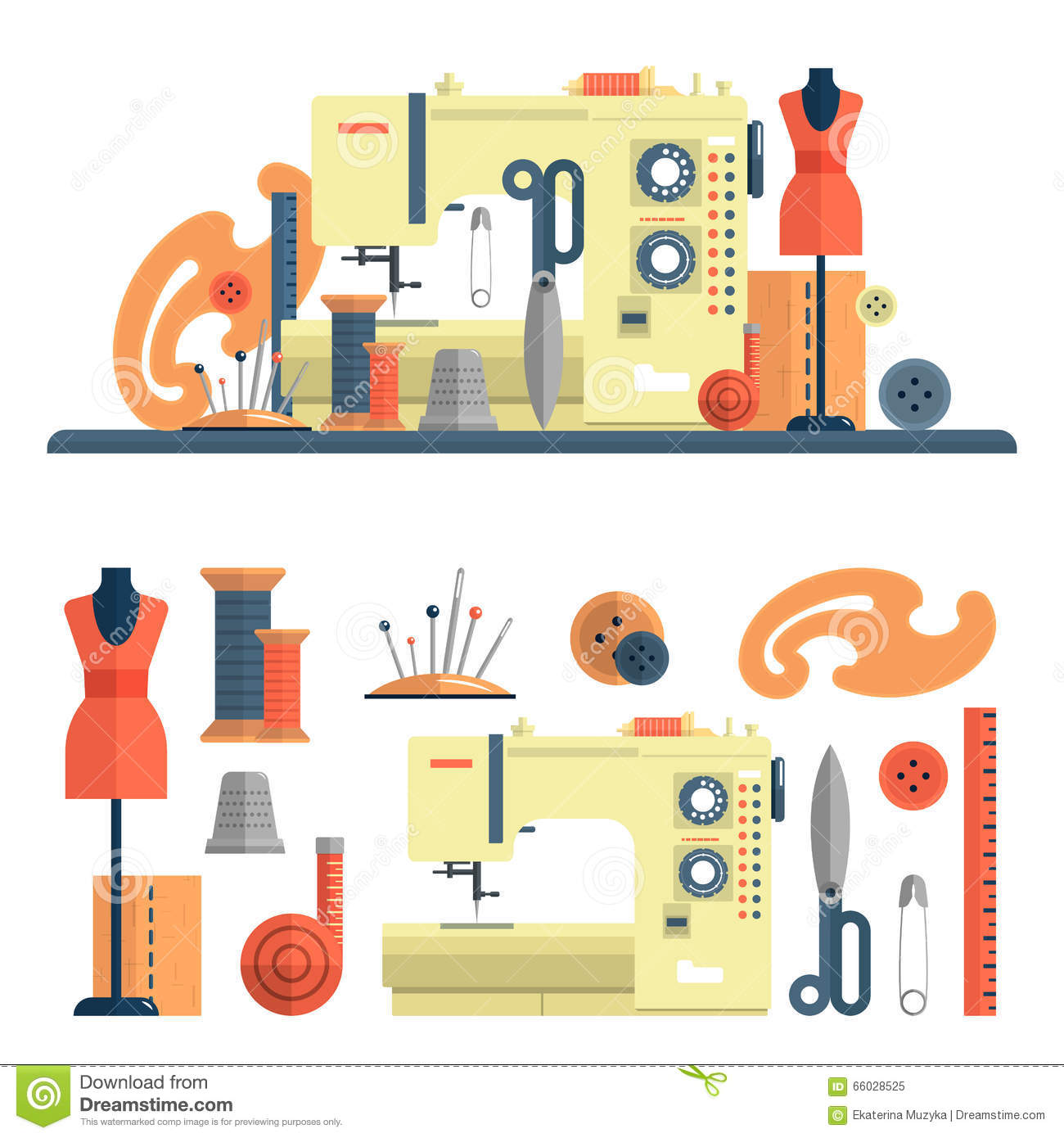 style elements sewing machine