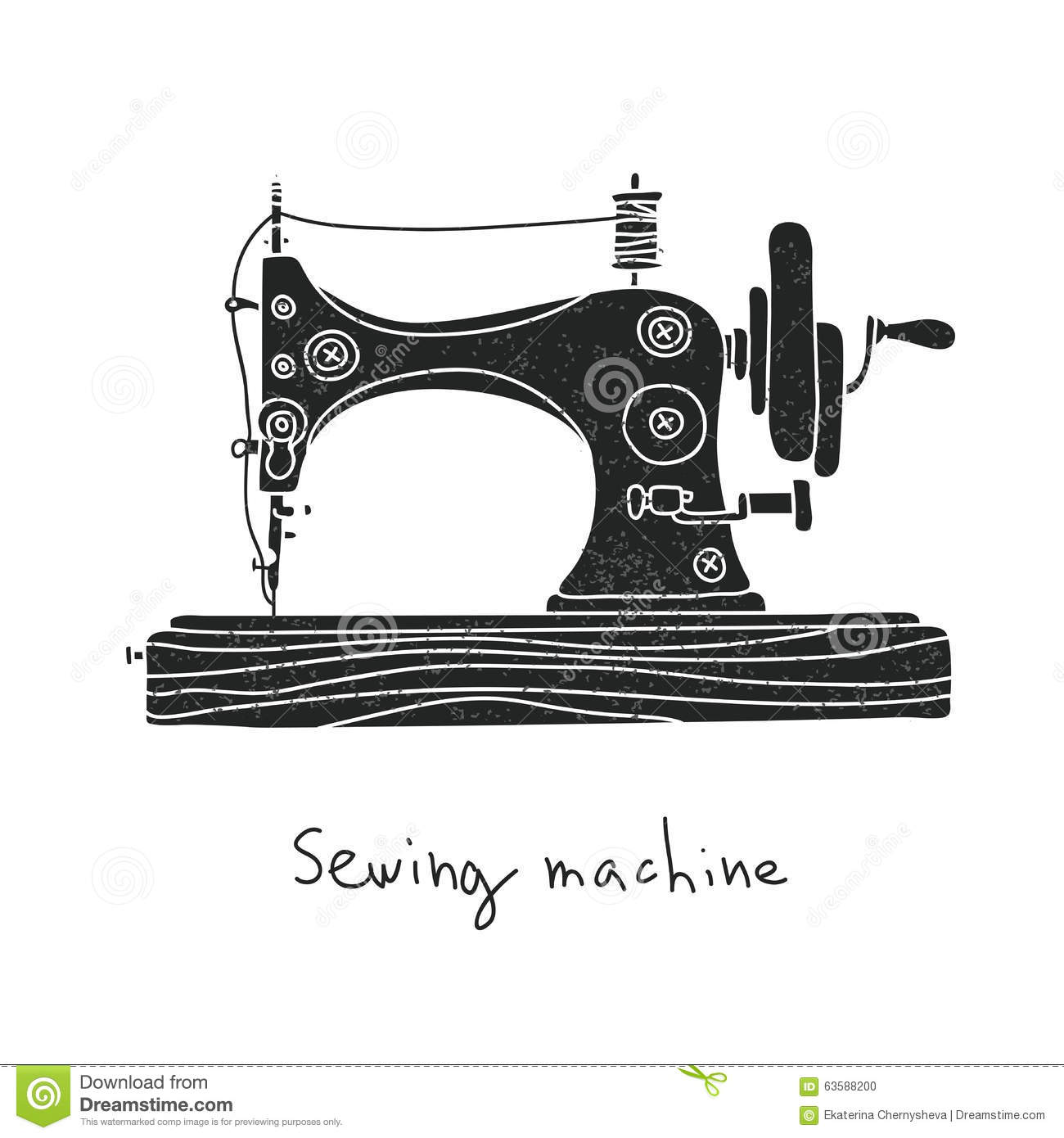 machine illustration