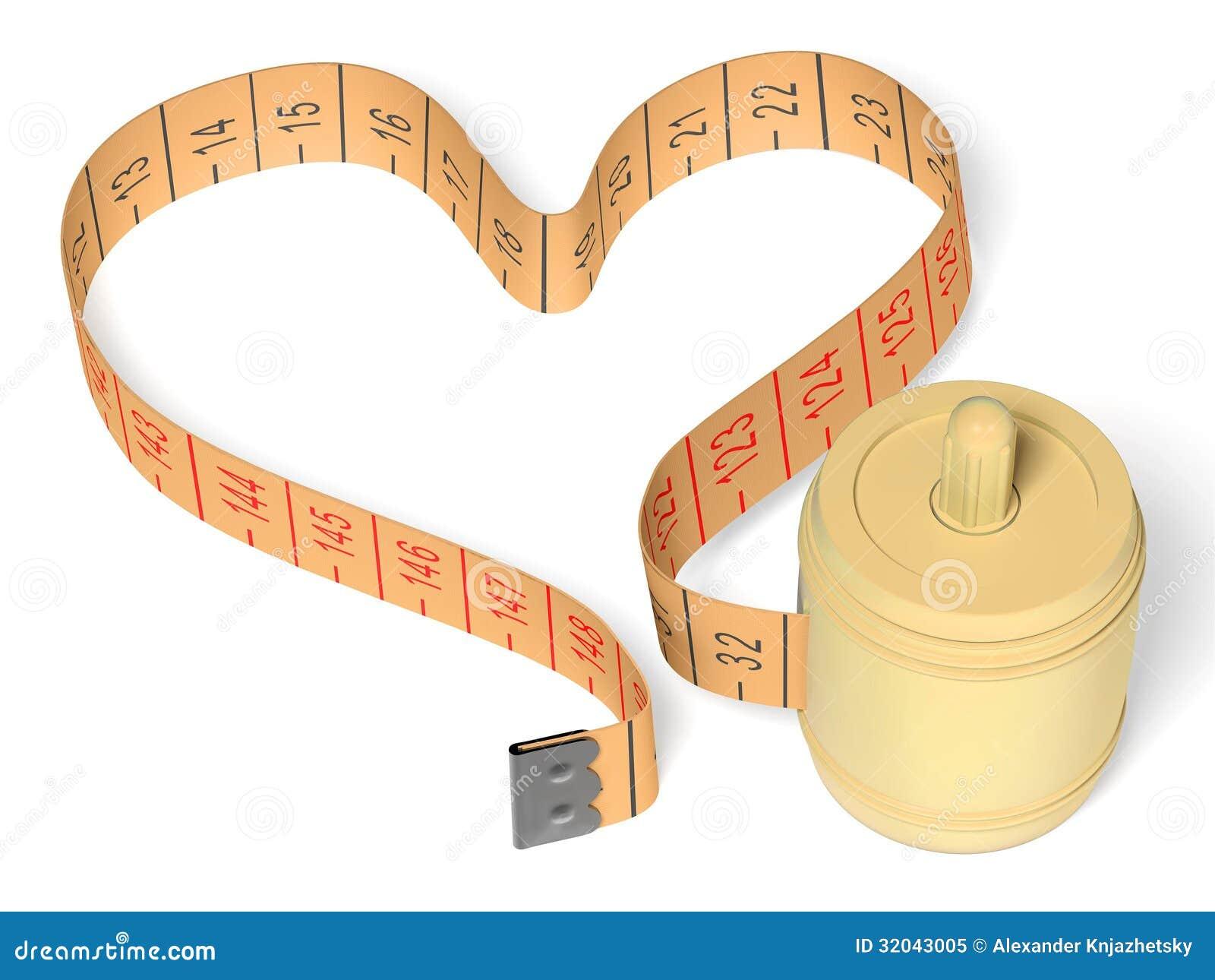 Sewing Meter Royalty Free Stock Photo Image 32043005