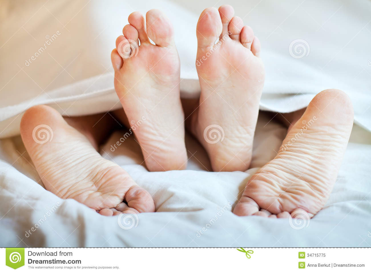 How To Make Feet Area Of Bed Hot