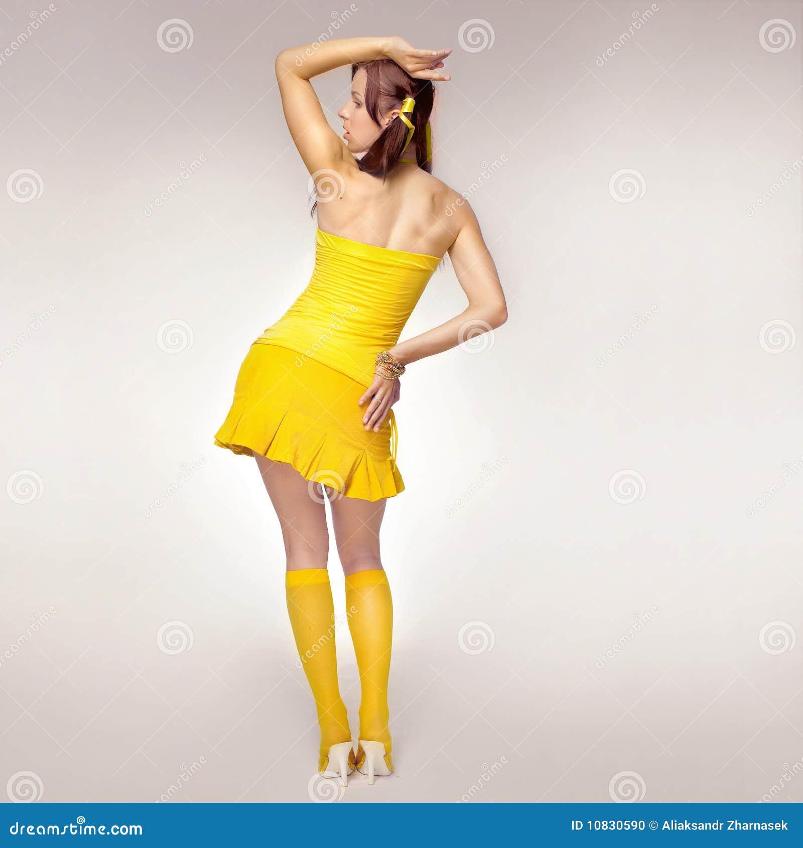 naturel sex yellow girl