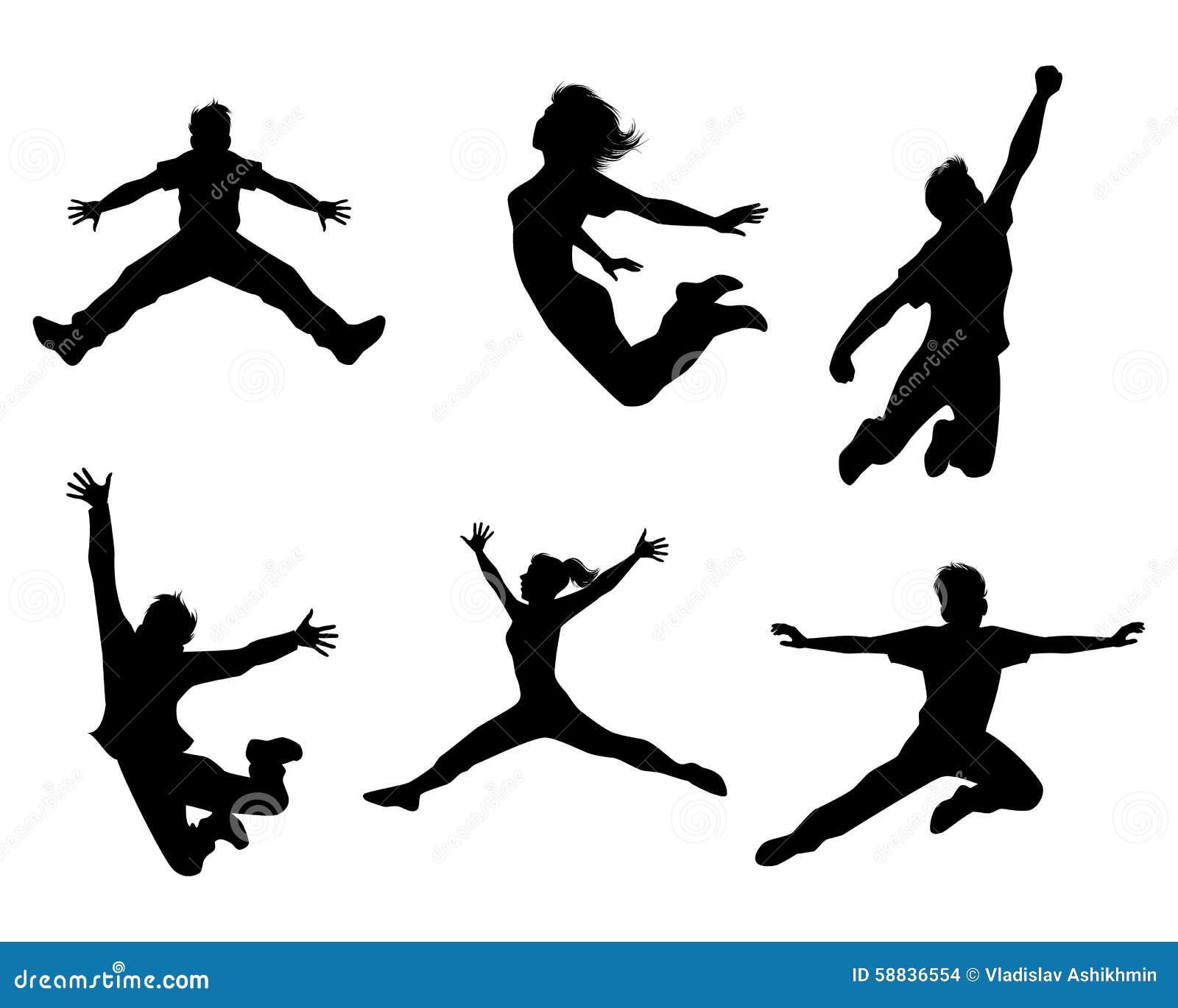 Sex hoppa tonåringar