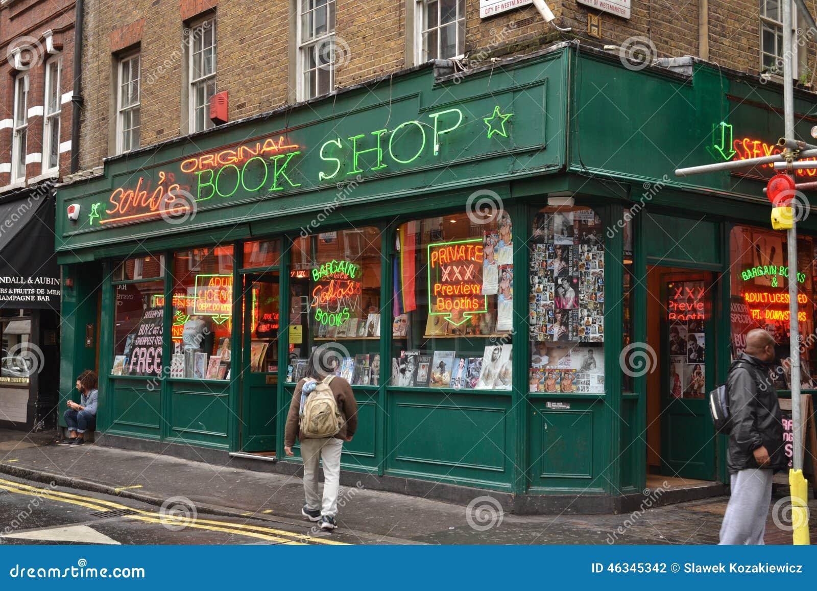 Bookstore adult london sw15 localizador de tiendas