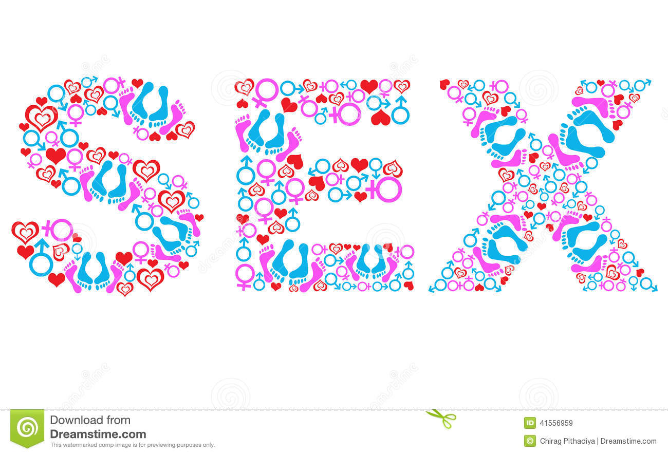 Sex text various symbols white stock image image of texture sex text various symbols white buycottarizona Images