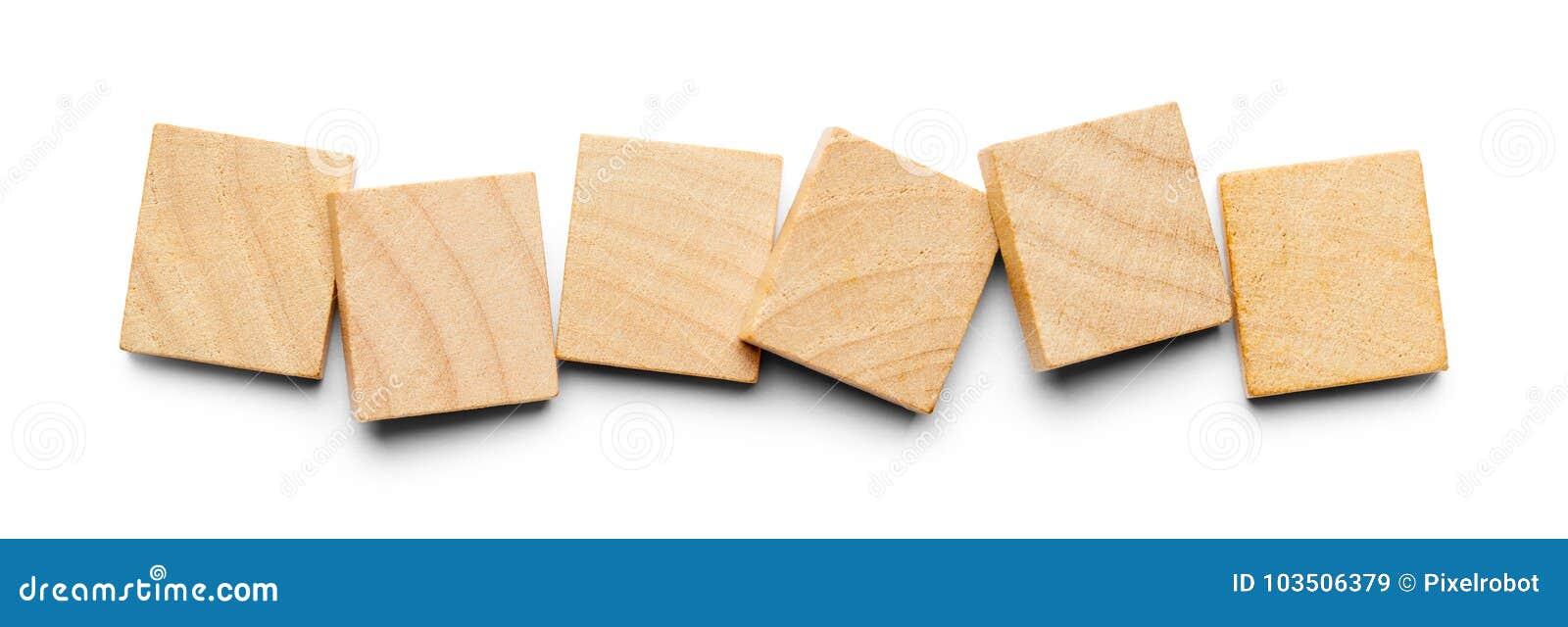 Sex Wood tegelplattor
