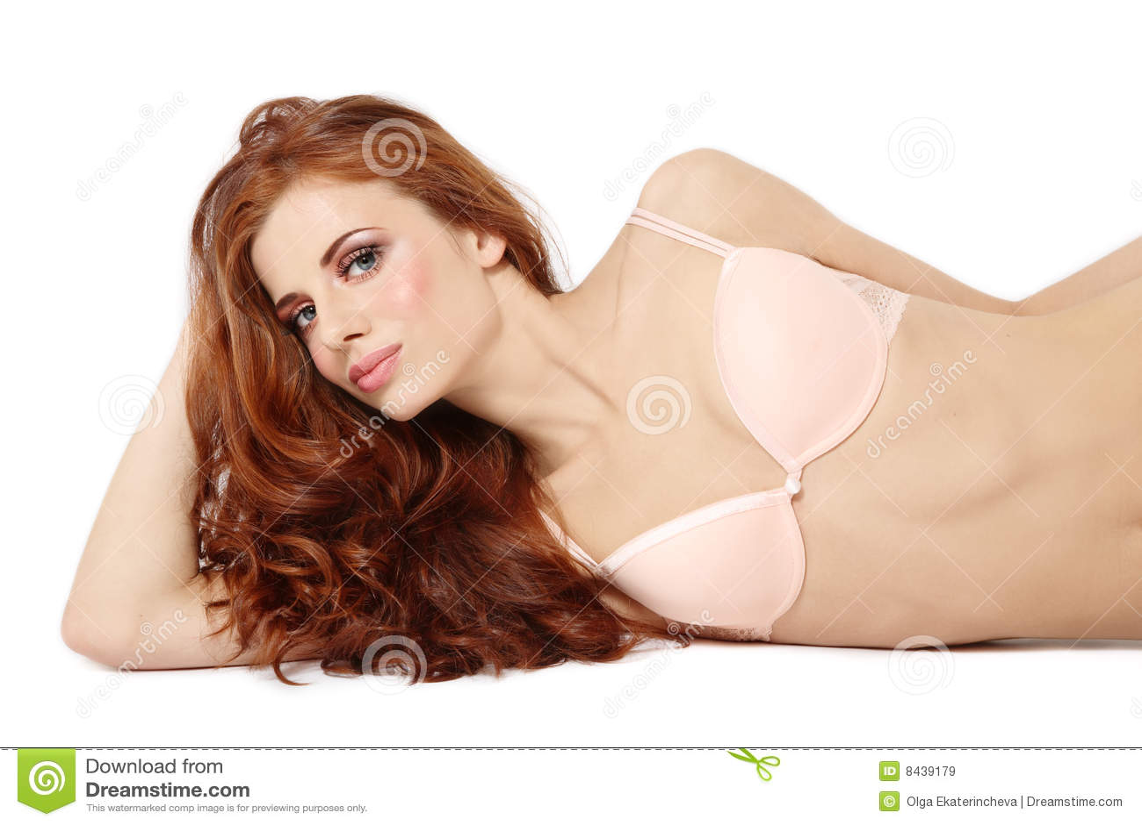 Sexig redhead