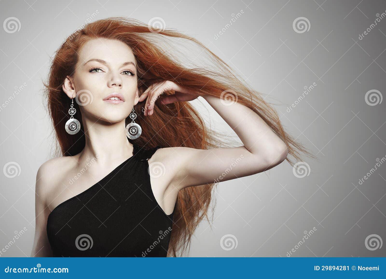 hemsida kvinna rött hår