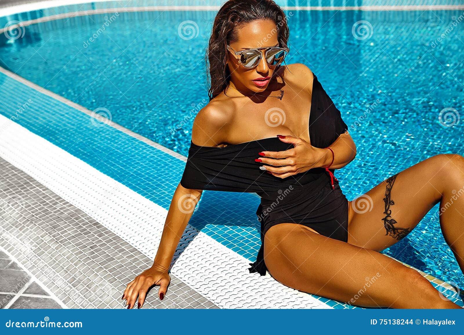sexiga bikini modeller
