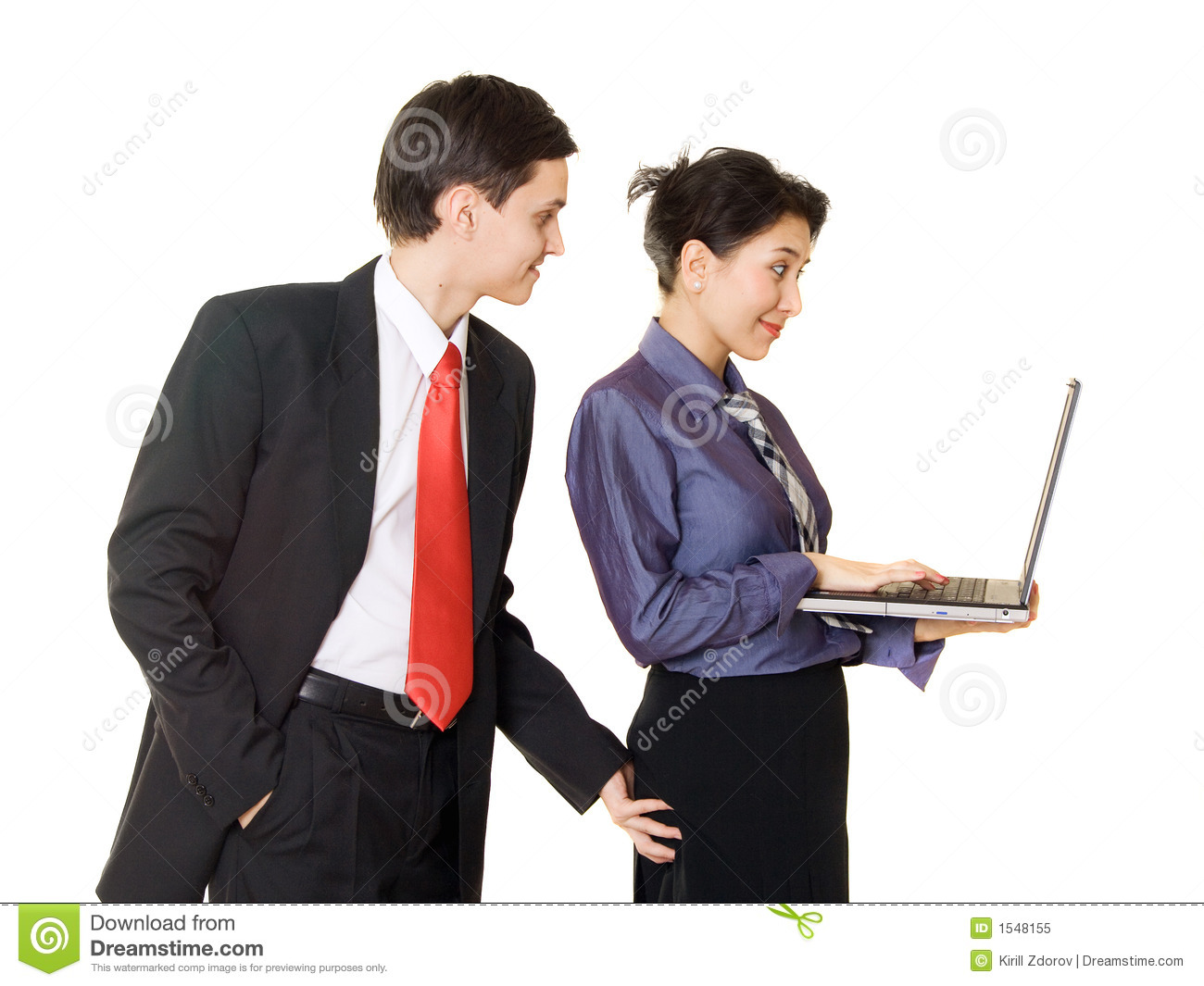 Sexual harassment stock images