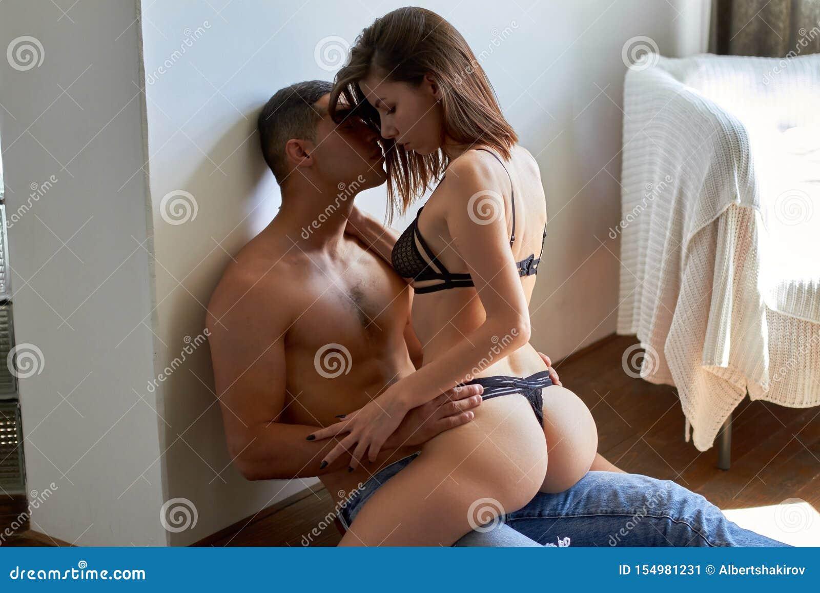 Having Sex Against Wall
